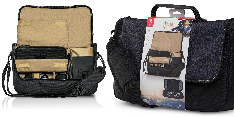PowerA s Zelda Edition Switch Messenger Bag gets first price drop ... 9938d2377119f