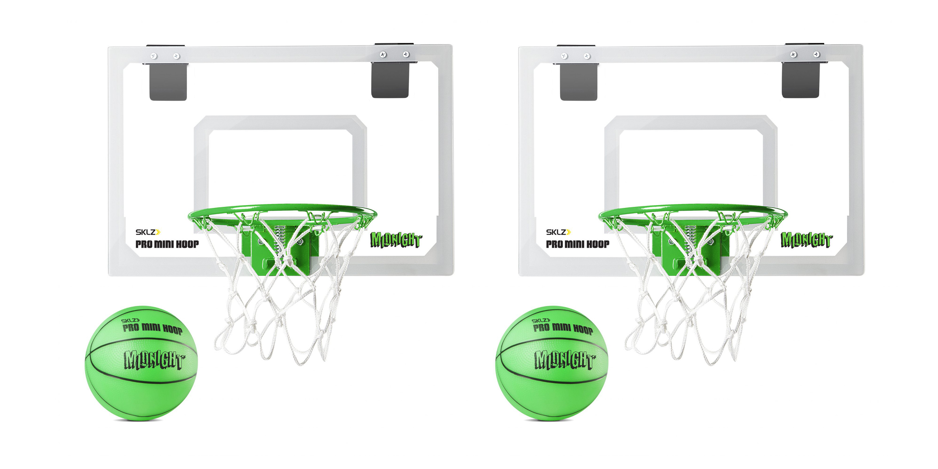 Have Some Fun At The Office W/ A SKLZ Mini Basketball Hoop: $15.50 (Reg.  $35), More