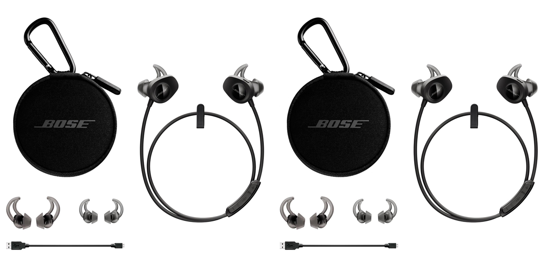 Bose refurbished SoundSport Wireless Headphones for just $80 (Orig. $150)