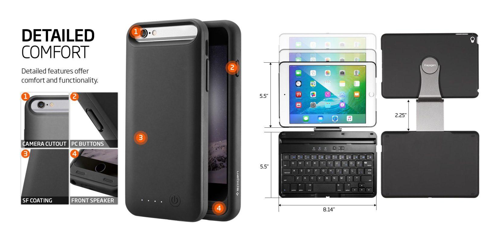Spigen 9to5toys Iphone X Case Classic One Aluminium Original Gray