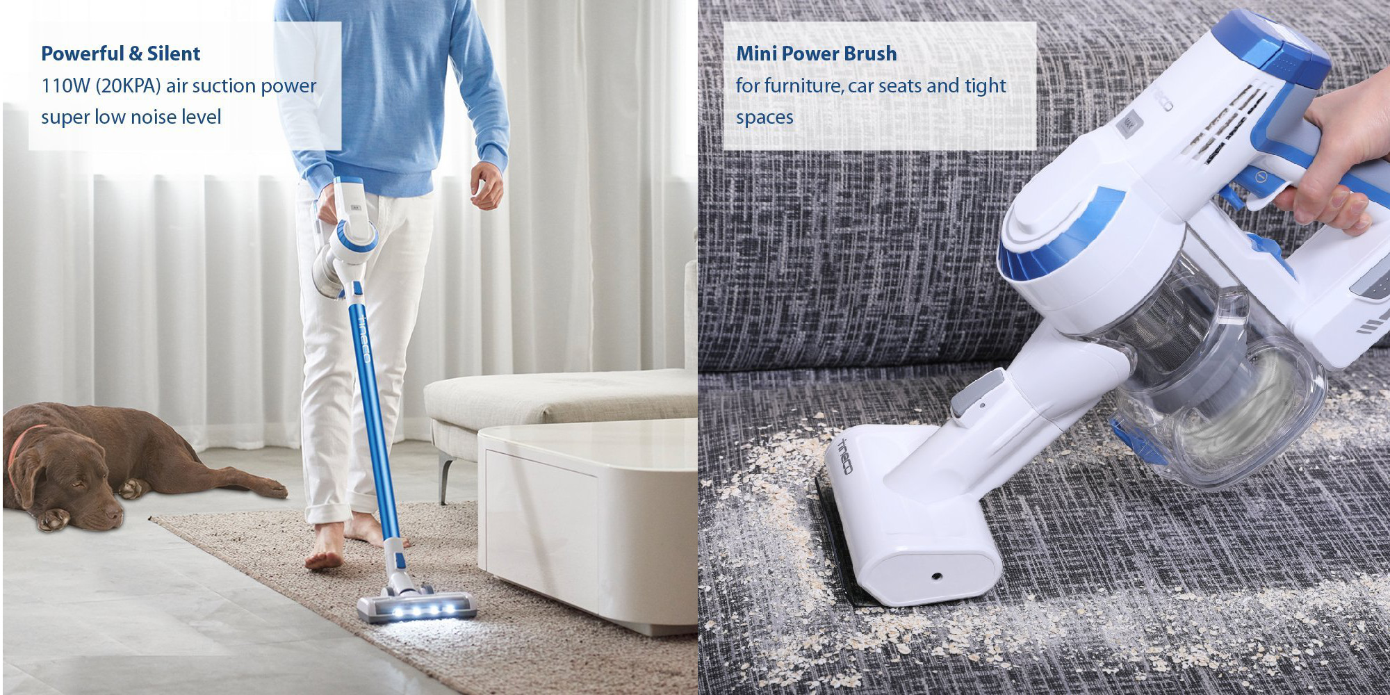 Forget wired vacuums, this model has 25-minutes of battery-powered cleaning: $130 ($70 off)