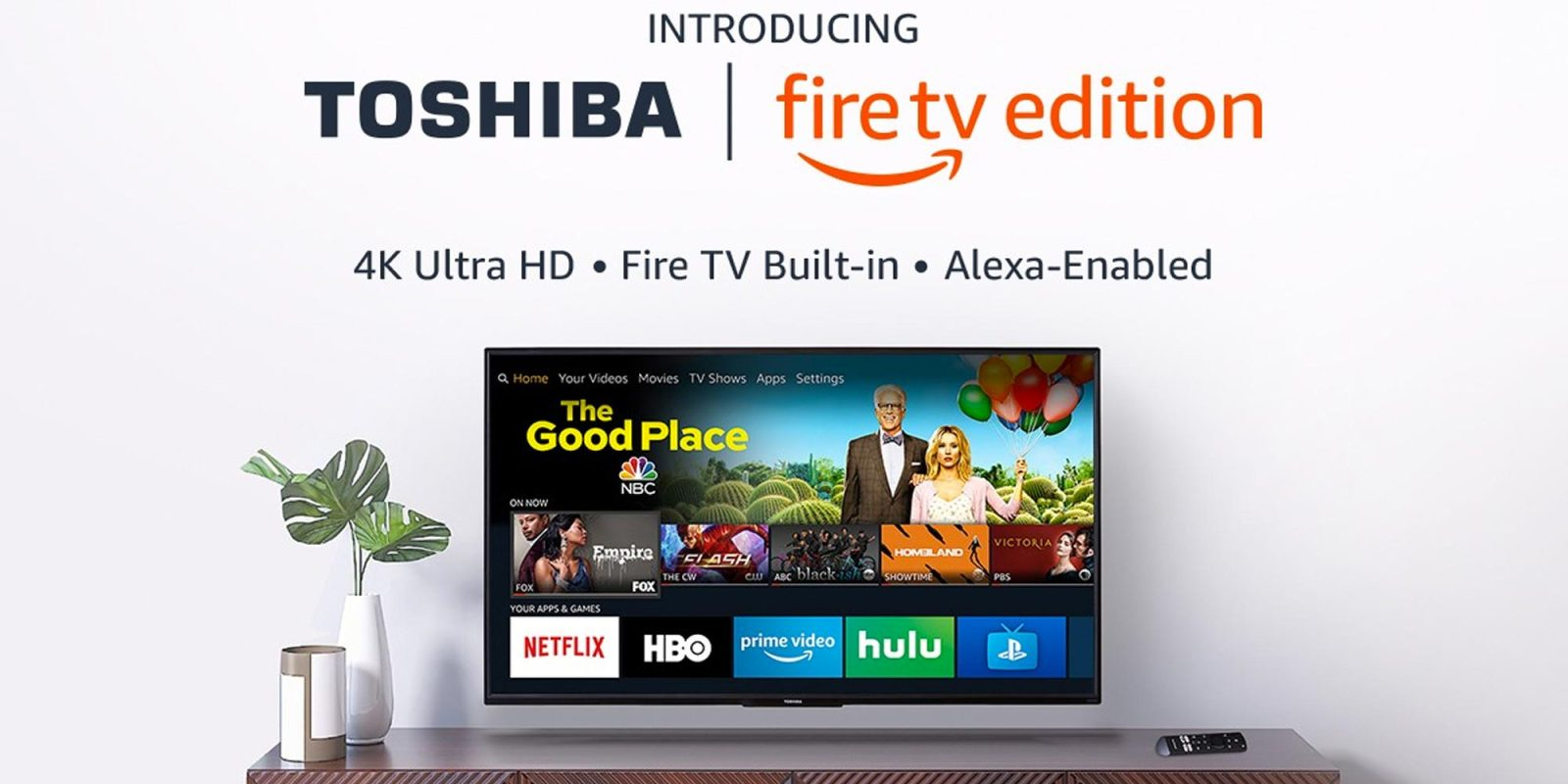 Amazon & Best Buy bring Dolby Vision to Toshiba Fire TV Edition from $320