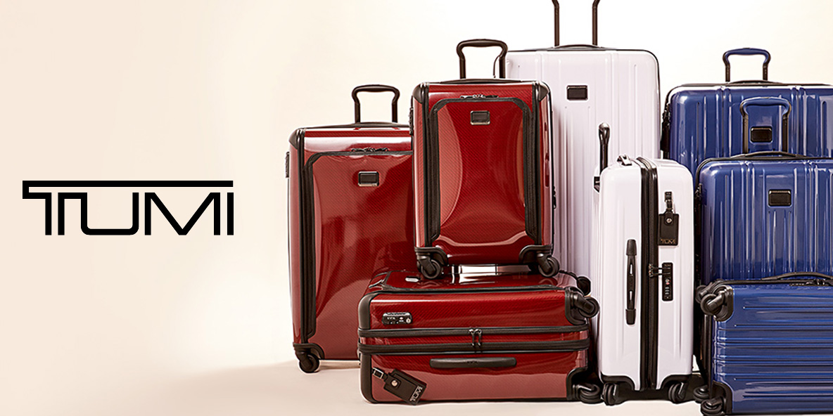 e3cbbcc9ec TUMI luggage, duffle bags & accessories up to 50% off at Nordstrom Rack
