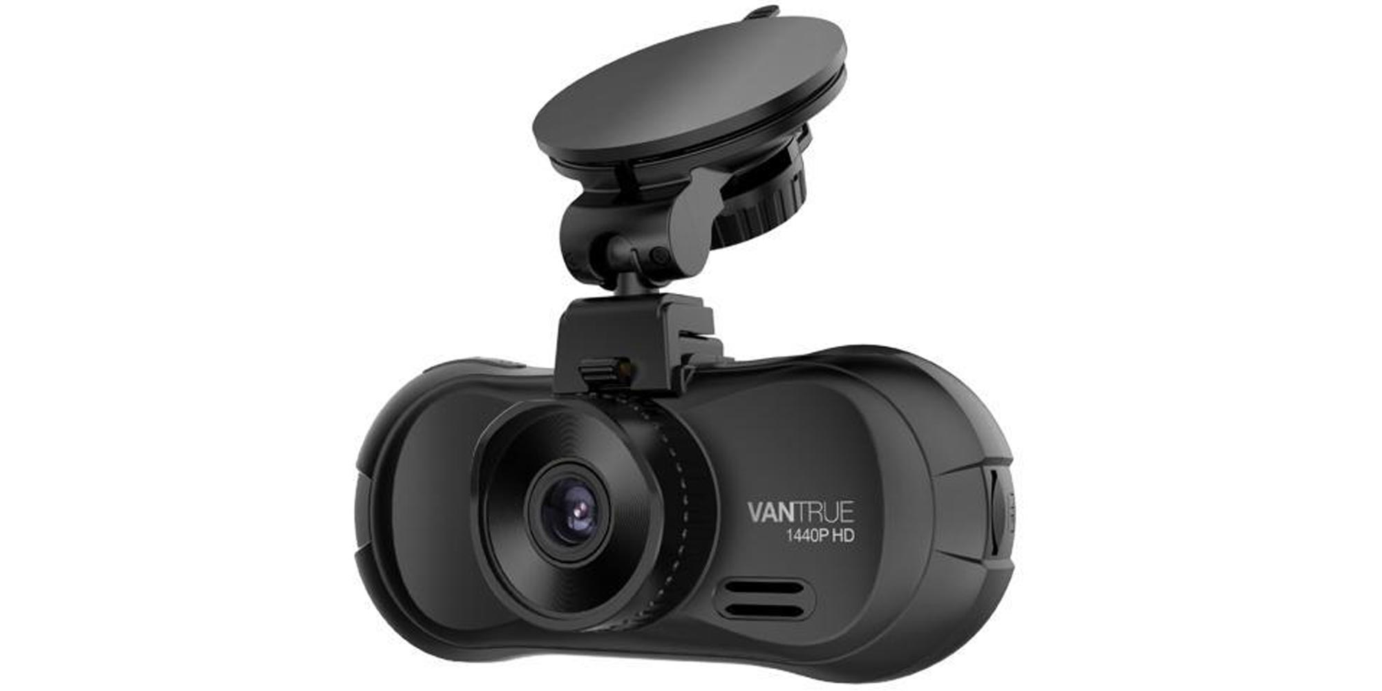 Keep records of your summer drives w/ a 1440p Vantrue dash cam for $110, more from $15