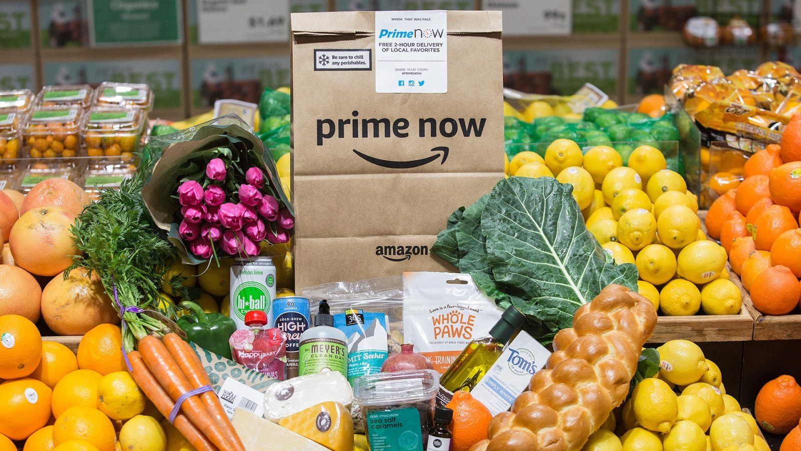 Amazon rumored to launch new benefits for Prime members at Whole Foods