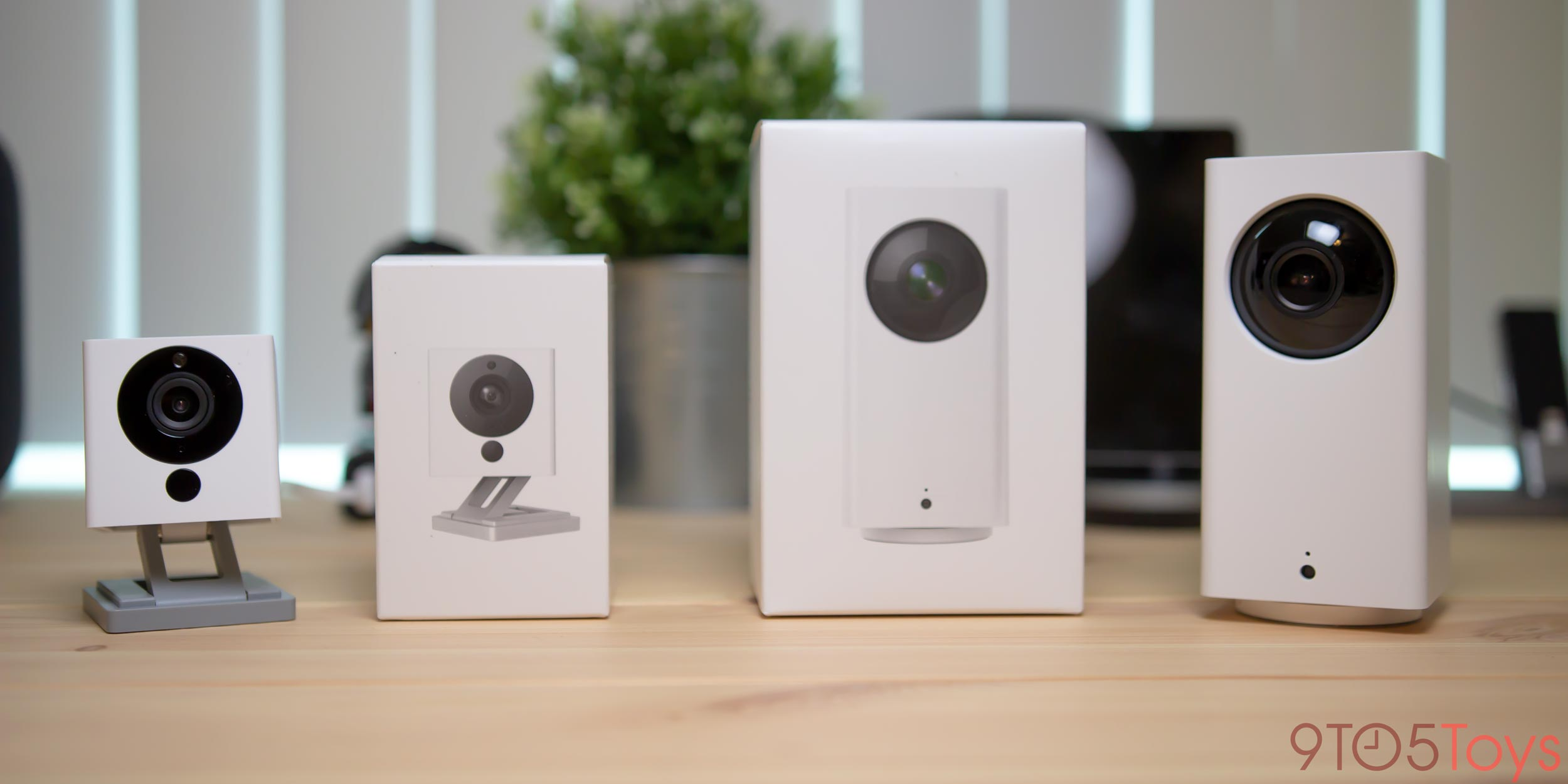 Wyze Cam launches the Pan, a $30 full-motion security camera with tons of features
