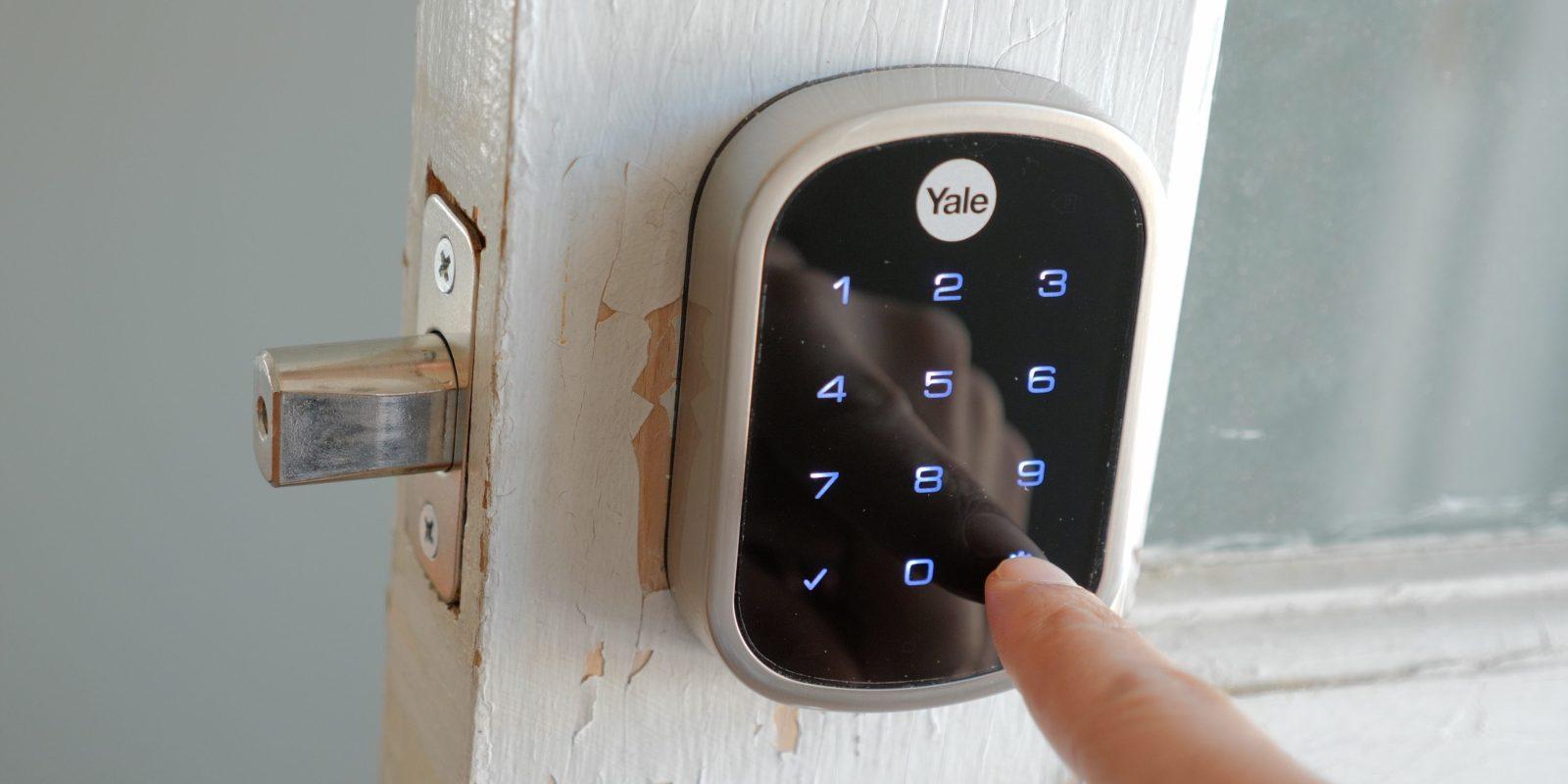 Hey Siri Open The Front Door Yale S Assure Homekit