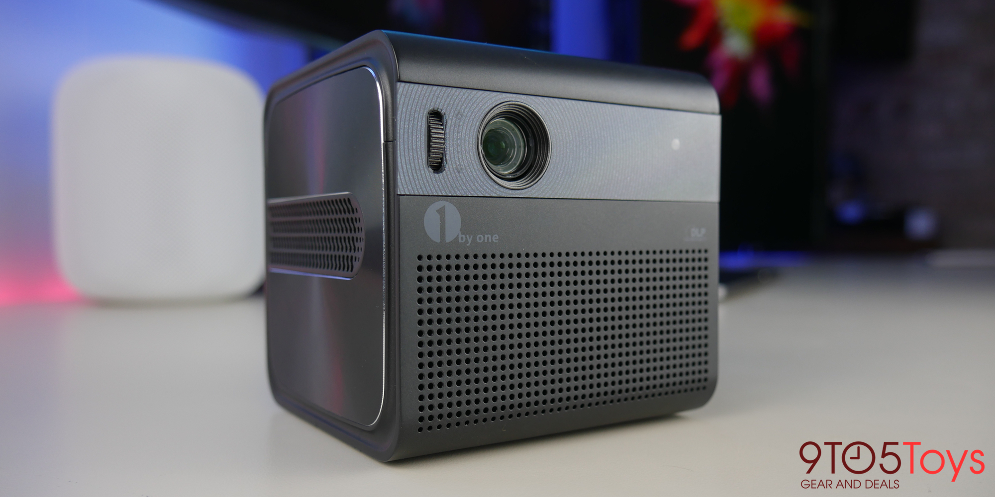 Review: 1byone's GoSho is a solid mini HD projector but lacks as a streamer