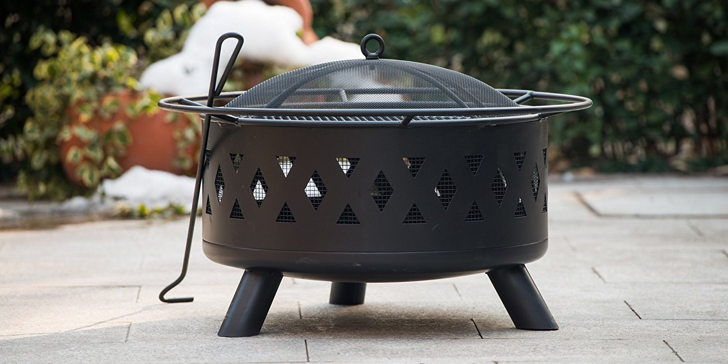 Amazon Day Outdoor Fire Pittable Sale Inch W Cooking Grate - 30 inch fire pit table