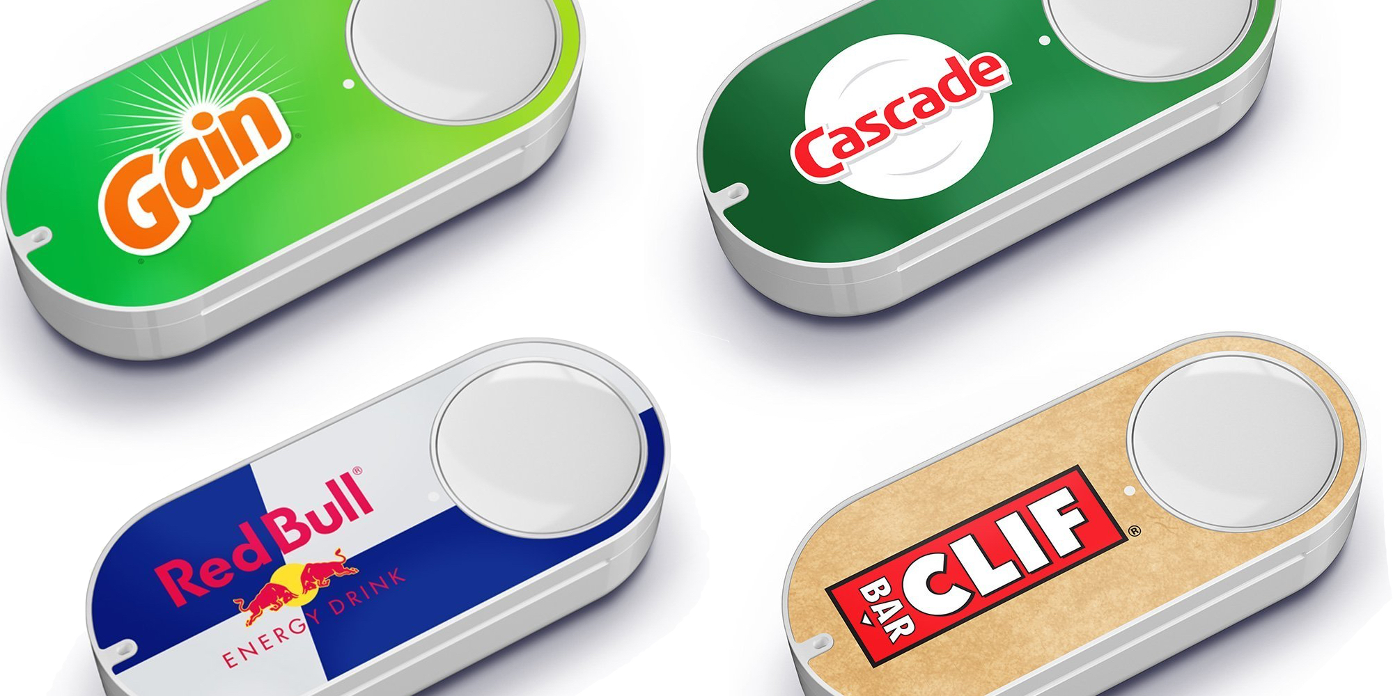 Amazon Dash Button brands