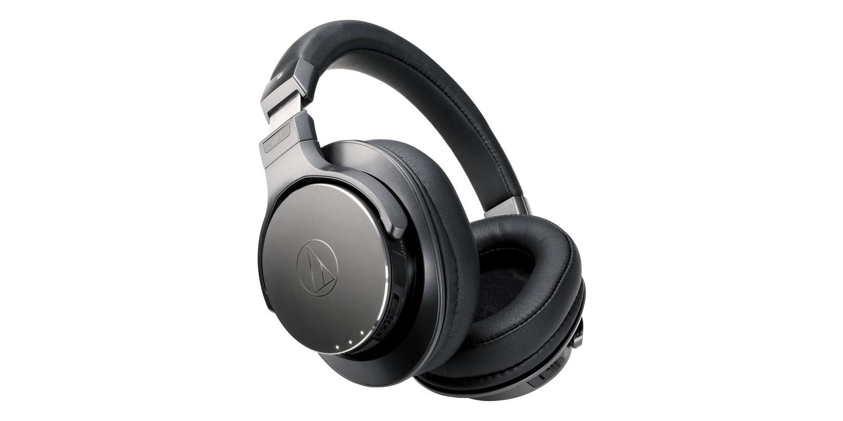 Audio-Technica's high-res wireless headphones get 1-day drop to $200 (Reg. $250)
