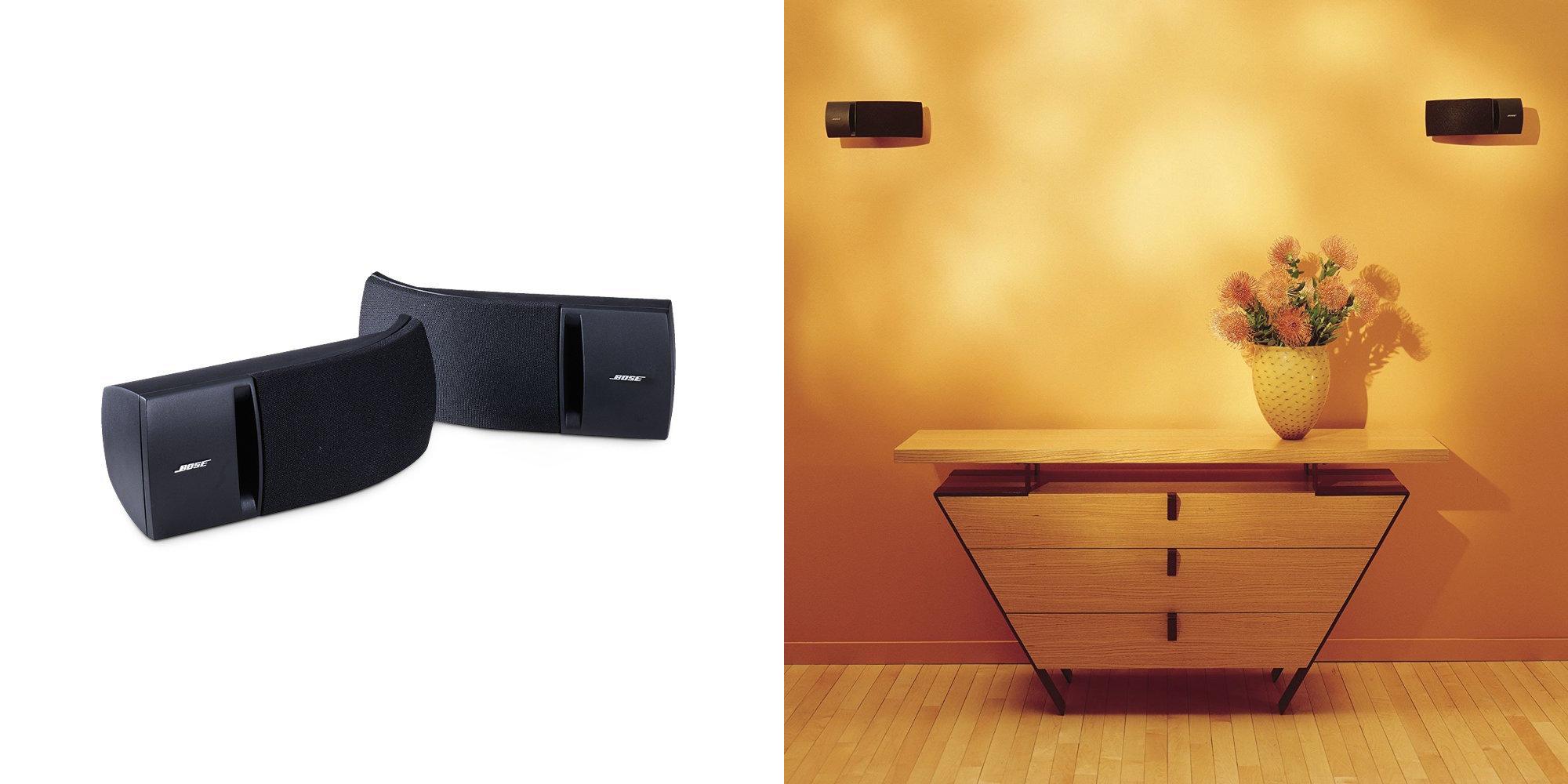 Bose Bookshelf Speakers Drop To All Time Low Price Of Refurb Orig Jpg 1600x800 161