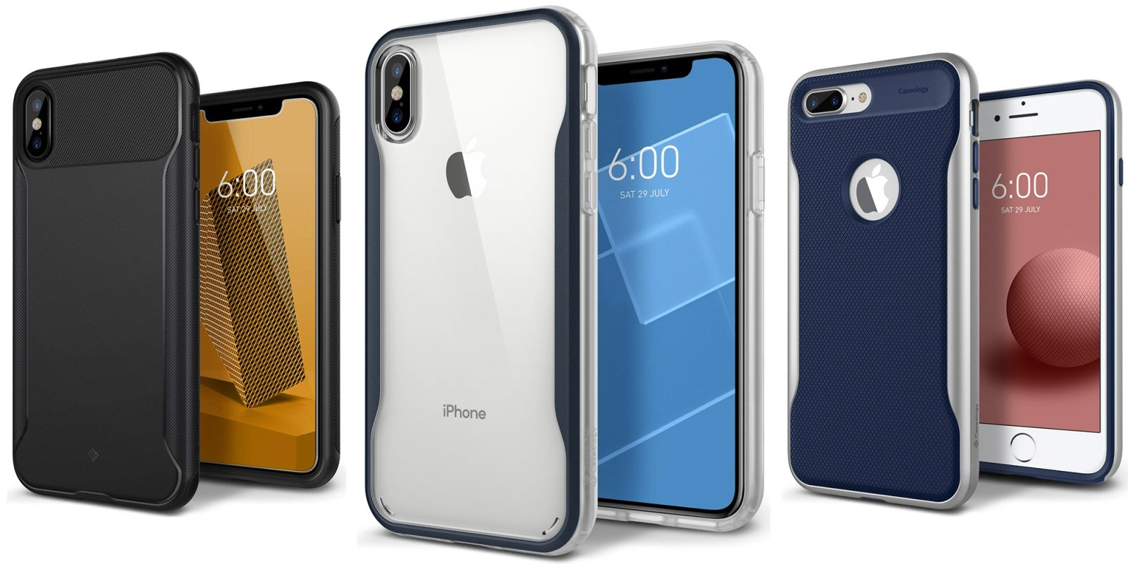designer fashion 8f6f0 3e339 Give your iPhone X or 8/Plus a new case from $4 at Amazon - 9to5Toys