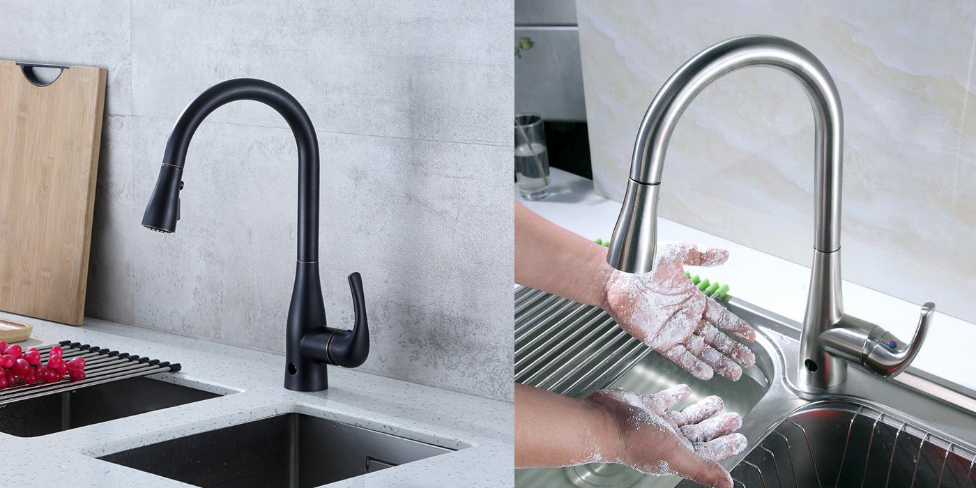 Flow Motion Activated Kitchen Faucets From 129 For Today Only Reg 170