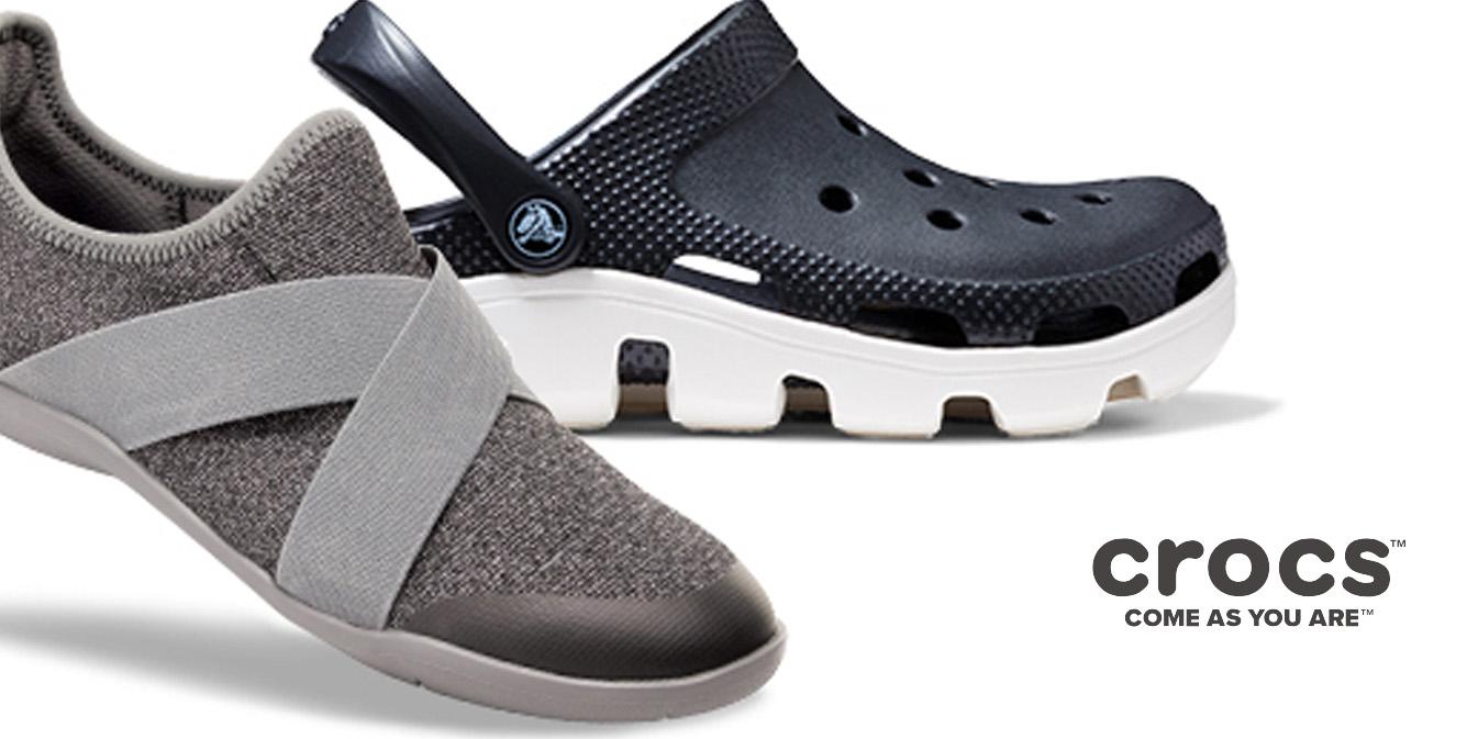 Crocs Black Friday Event has