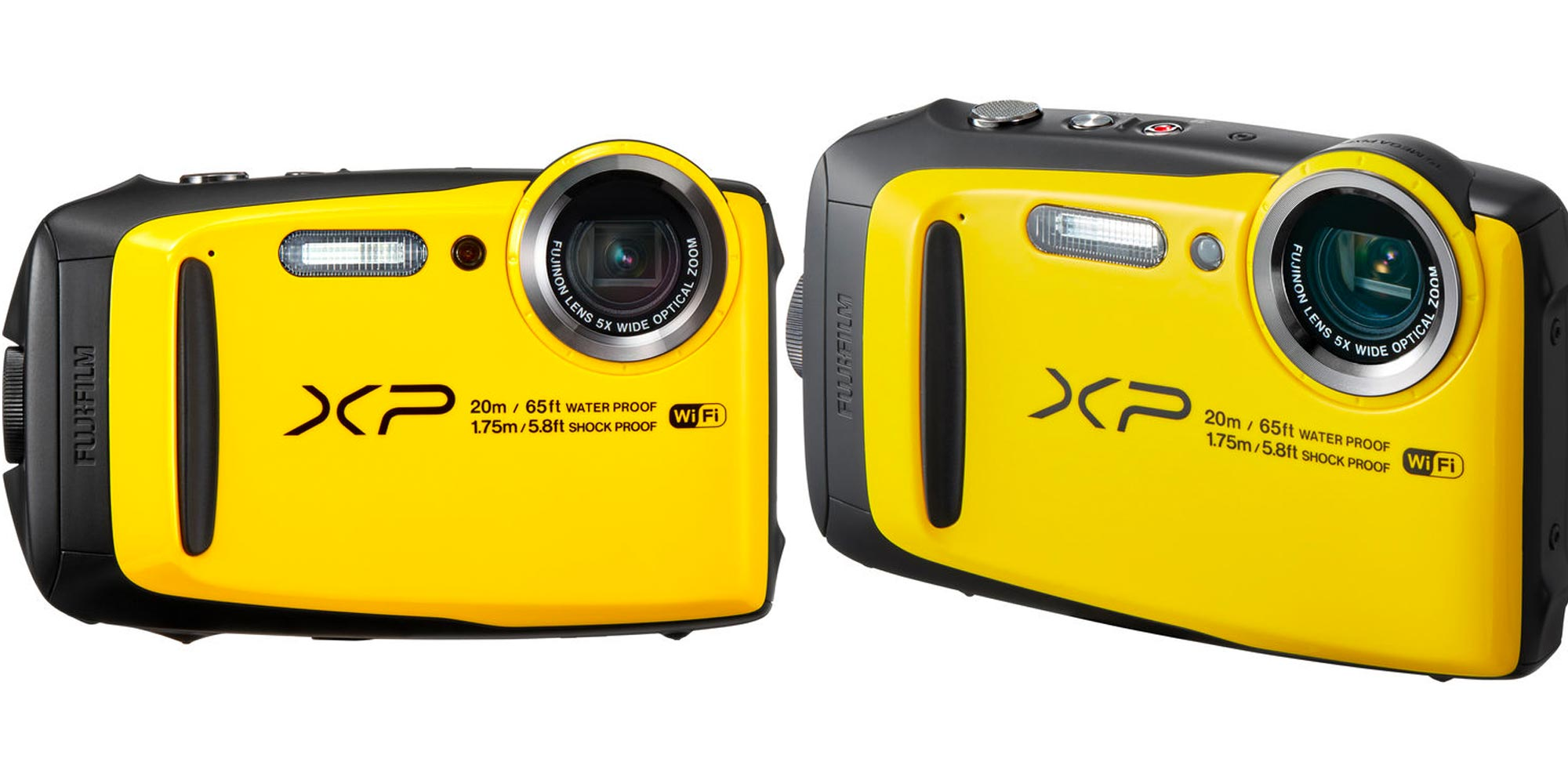 Record video & take photos underwater w/ Fujifilm's digital camera for $99 shipped