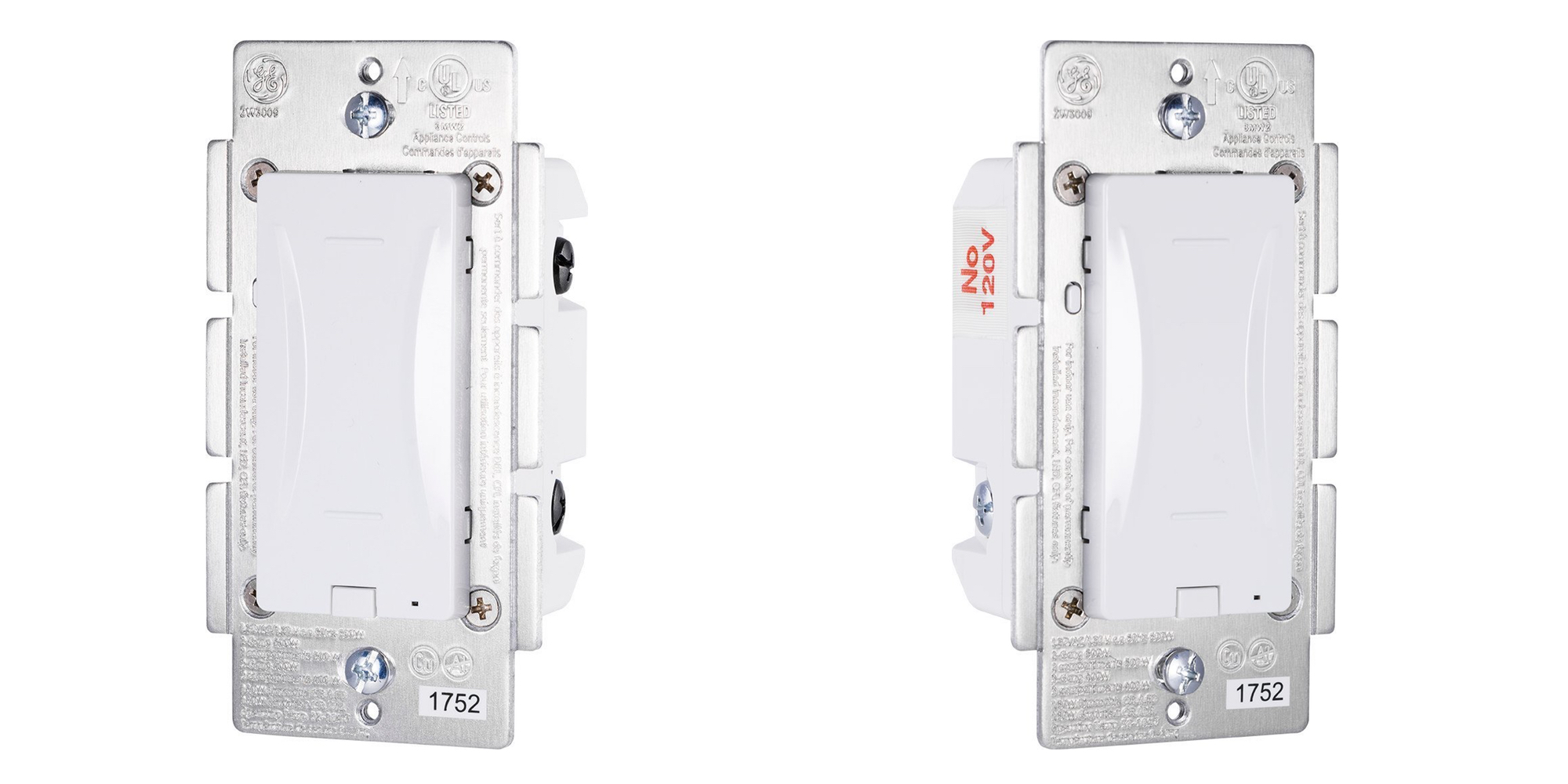 GE debuts its latest Z-Wave Plus Dimmer Switch with capacitive touch