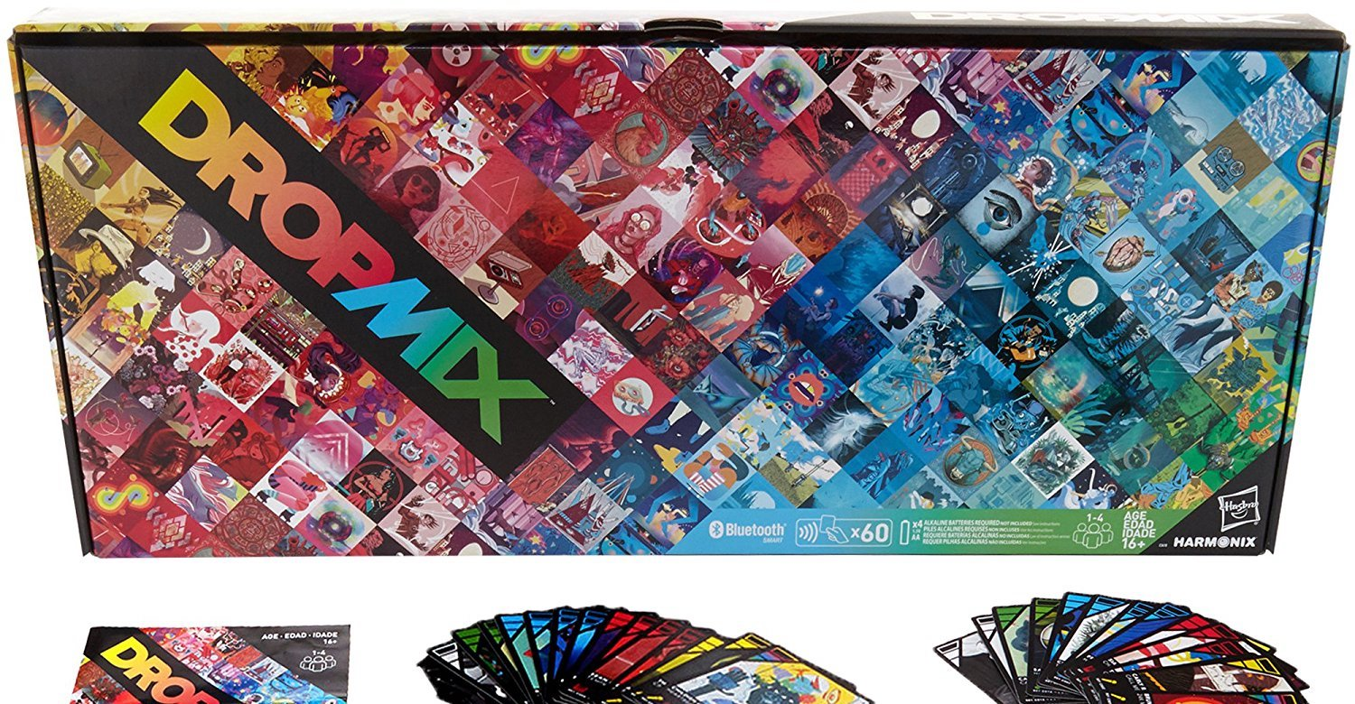 DJ game night with Hasbro's DropMix Music System for $40 shipped (Reg. up to $90) + more
