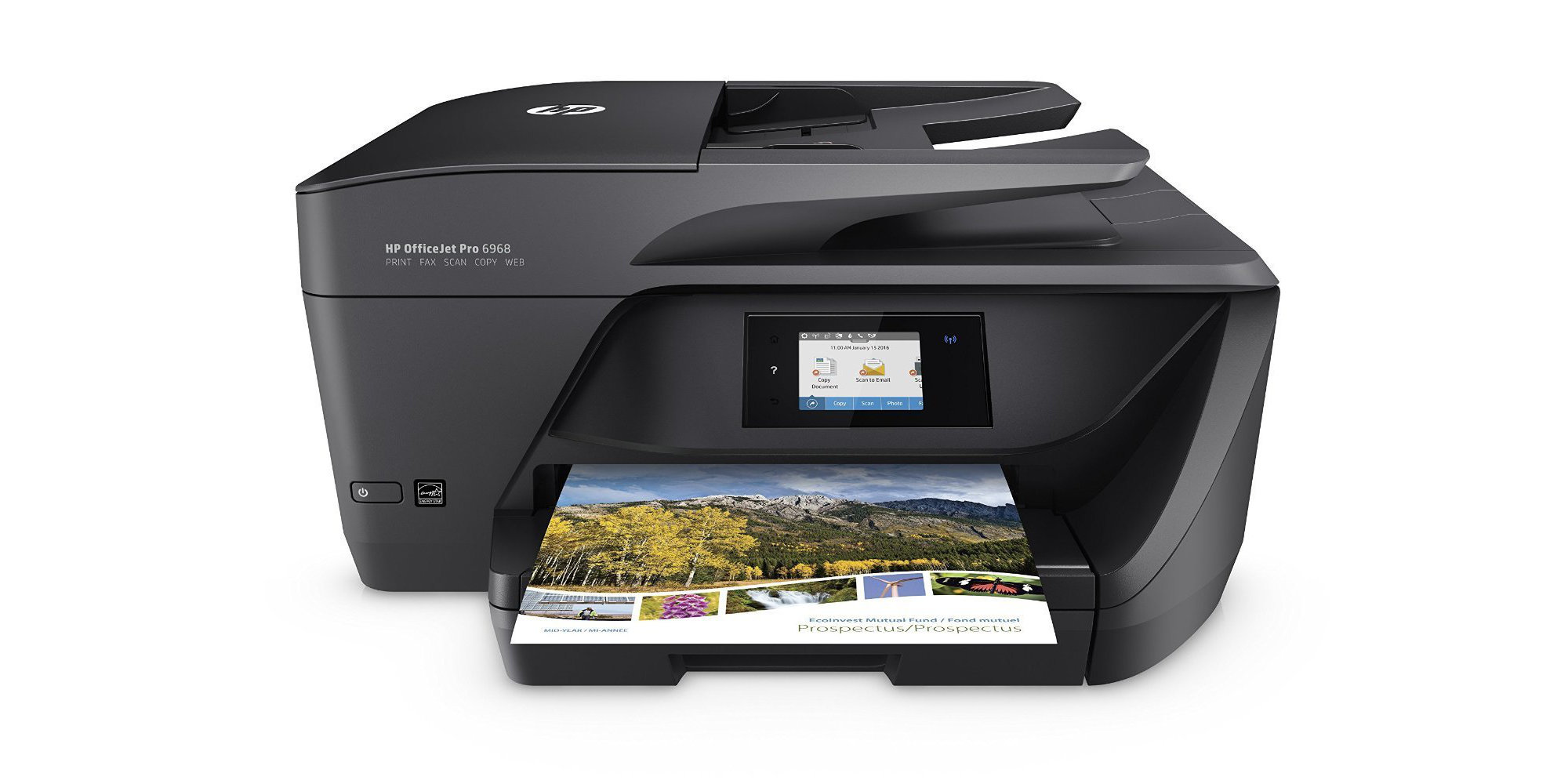 Save 50% on HP's OfficeJet Pro AiO Printer w/ AirPrint, now down to $75 shipped