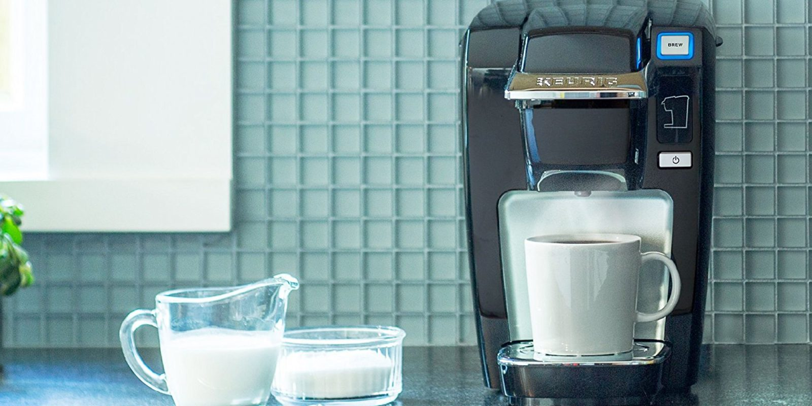 Keurigs K Mini Coffee Maker Will Brew Drinks To Help Keep You Warm