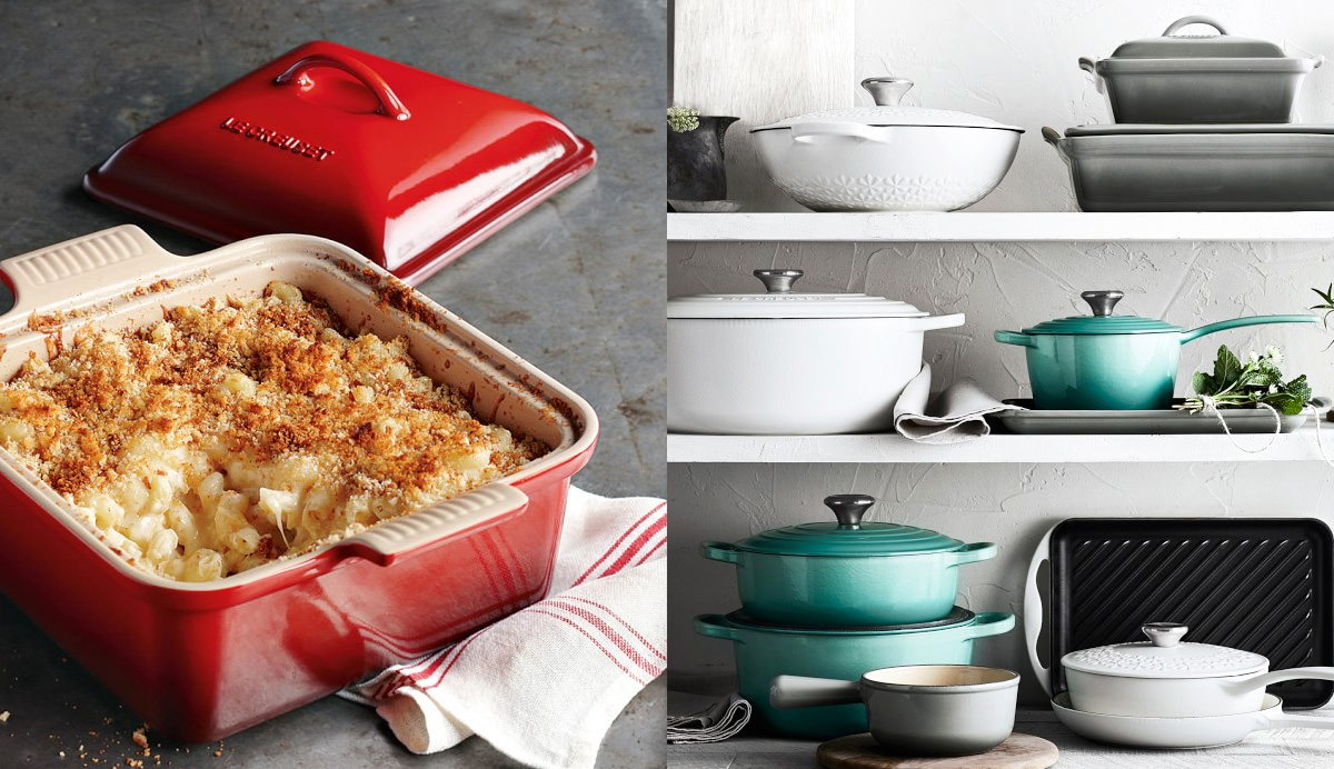 Williams Sonoma S Le Creuset Flash Has Deals As Low 20 Pans Accessories More