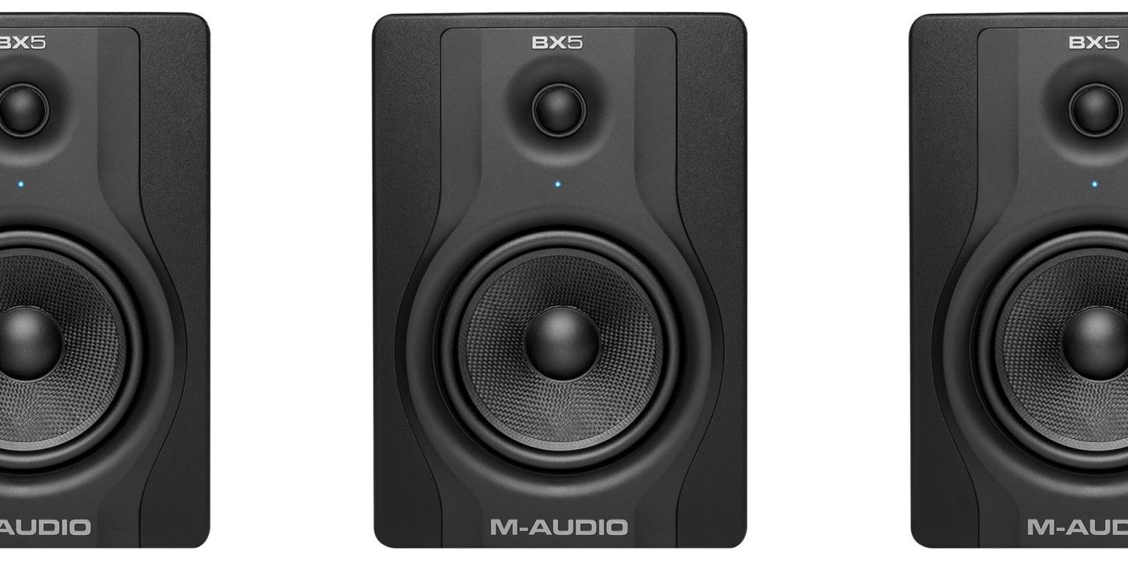 M-Audio's BX5 Active Studio Monitor drops to $75 shipped, today only