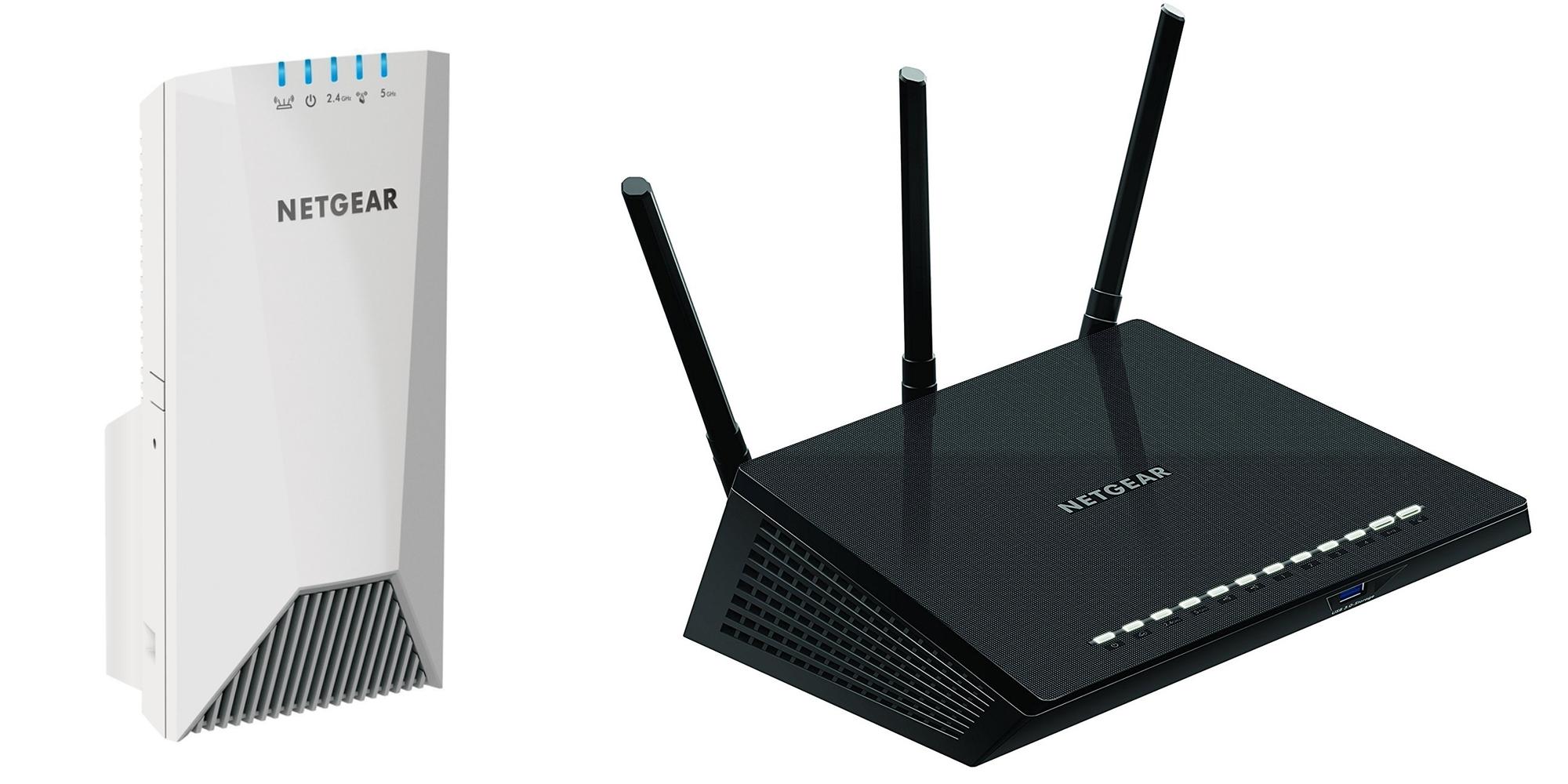 Netgear's 802.11ac Nighthawk Router & X4S Extender bundle falls to $200 ($60 off ...