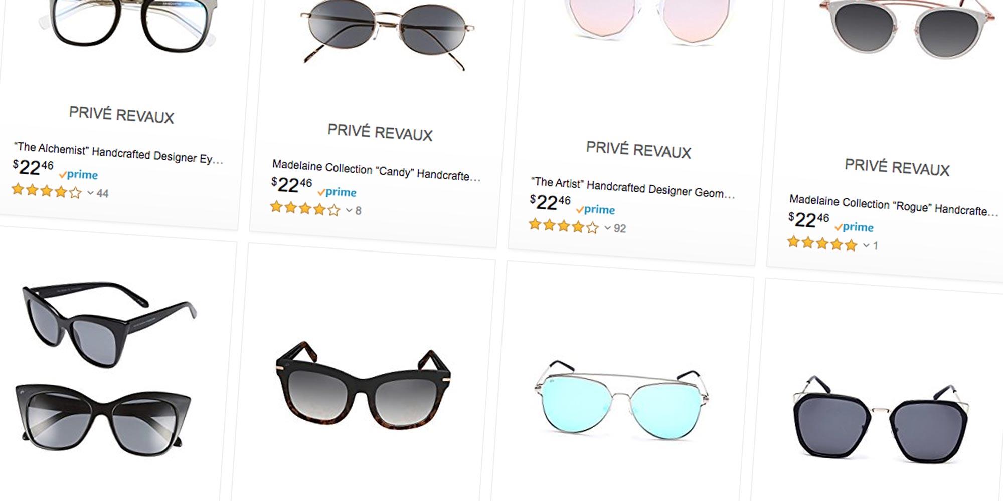 e83ca26fb7b82 Pick up sunglasses for summer fun at just  22.50 Prime shipped ...