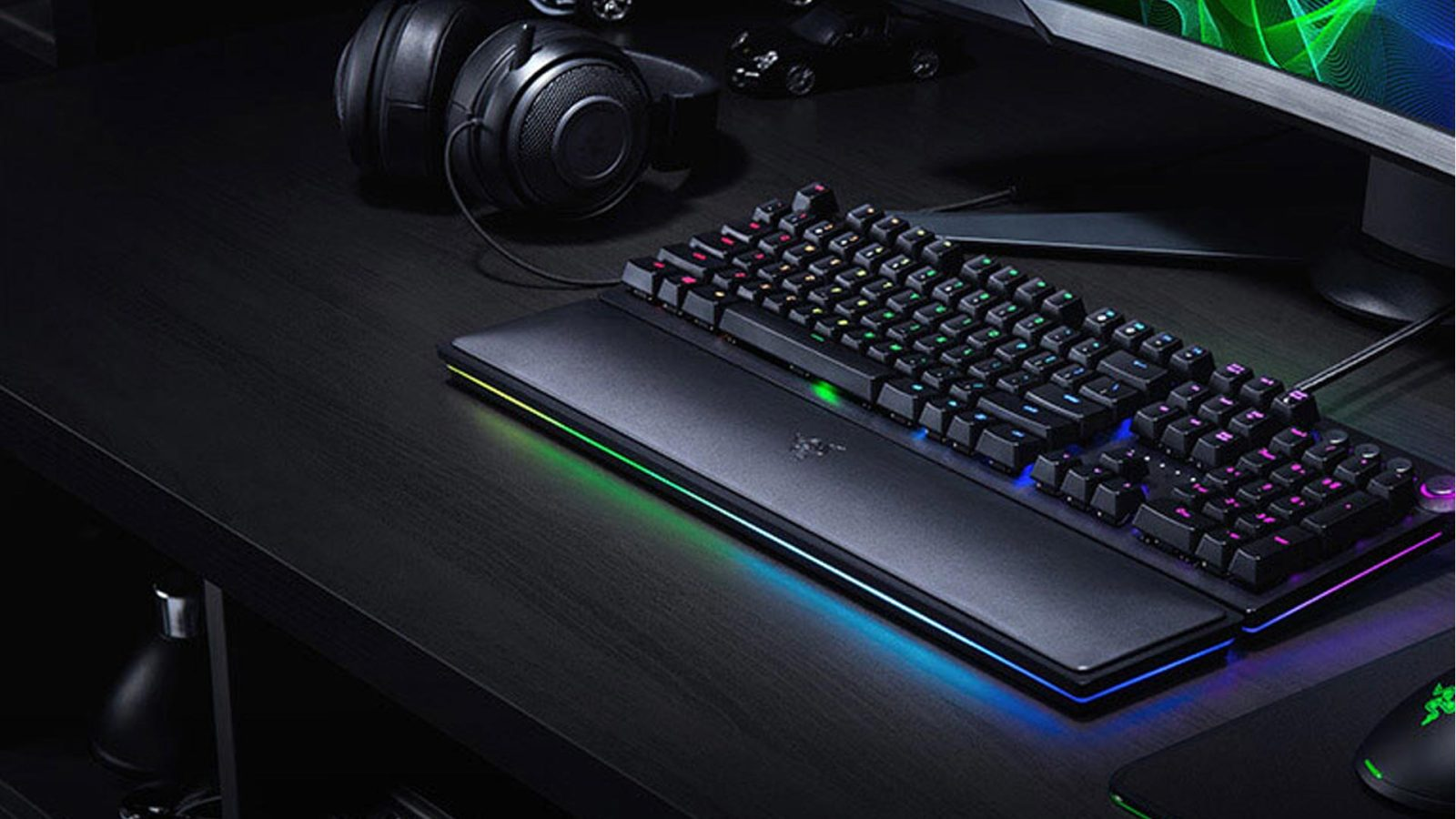 how to connect keyboard to razer synapse