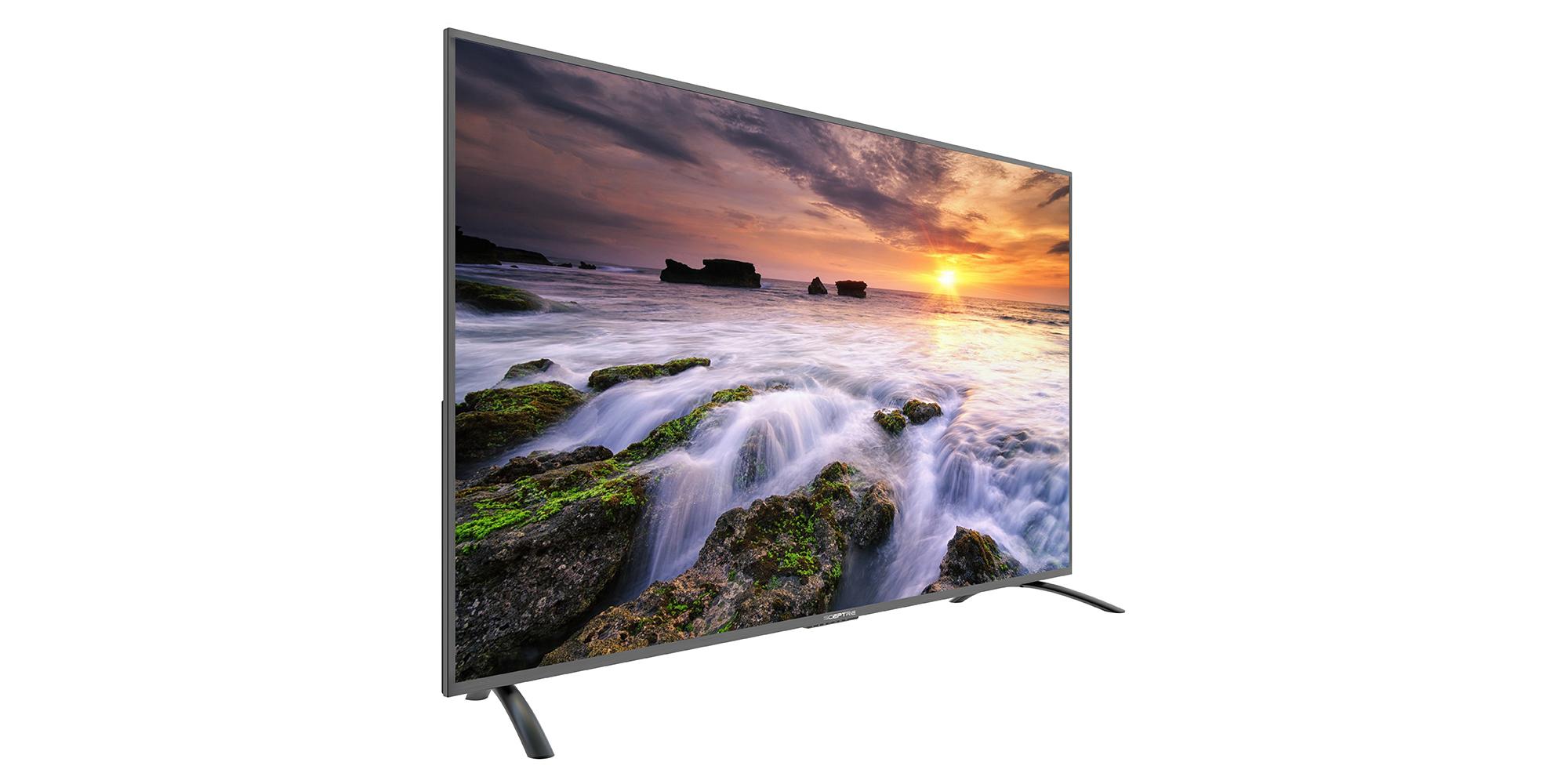 Walmart has the massive Sceptre 75-inch 4K UHDTV for $900 (Reg. $1,300+)