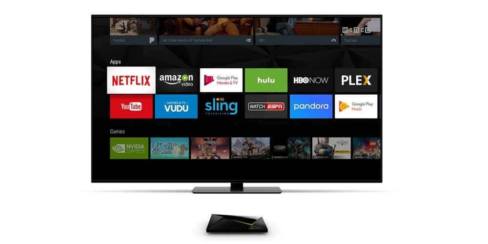 Upgrade to NVIDIA's SHIELD TV 4K streaming media player for