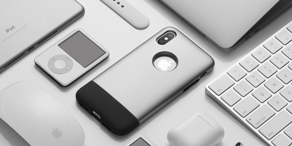 best service 364b2 7f383 Spigen's Classic One iPhone X case hits Amazon at its lowest price ...