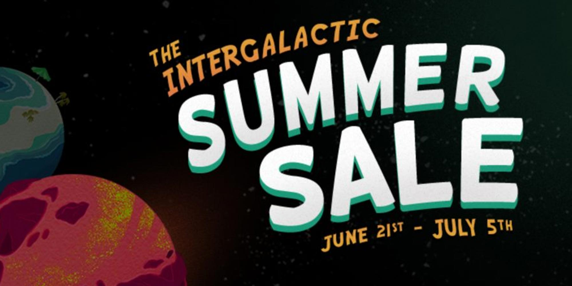 Steam Summer Sale is here! Score massive discounts on The