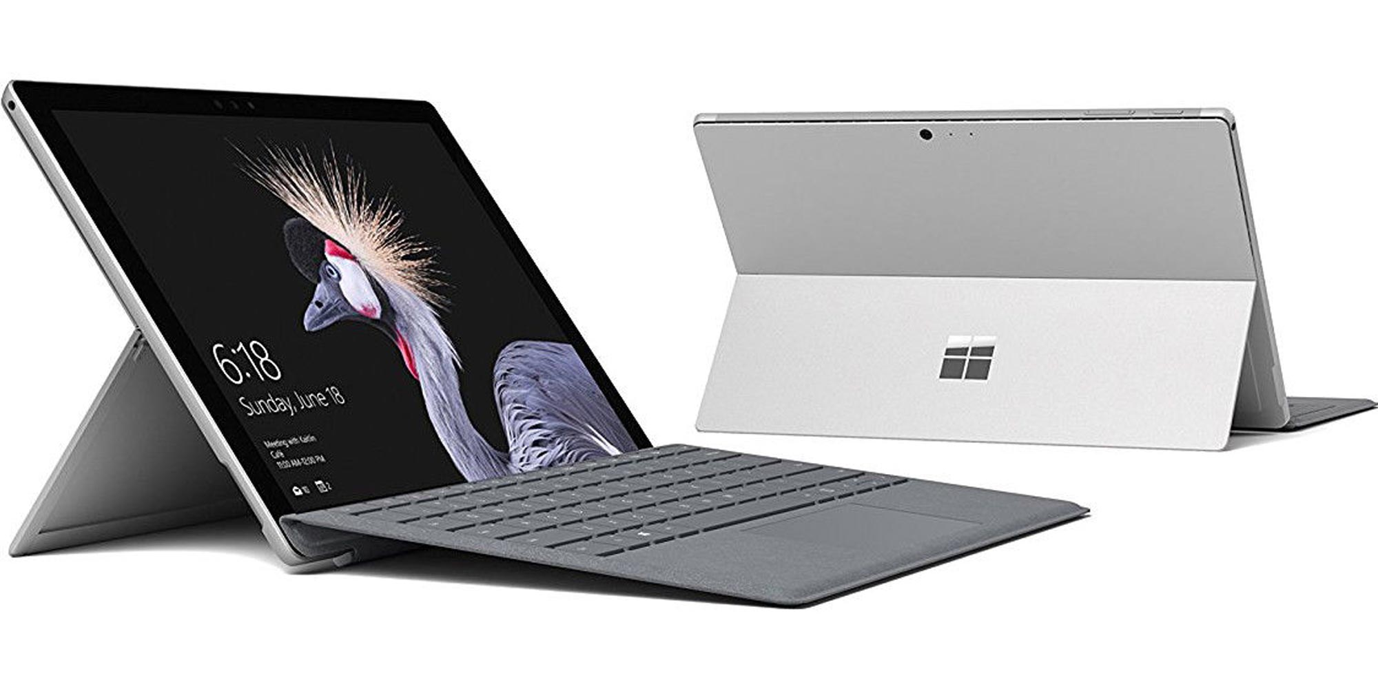 The Surface Pro is perfect for college, i5/8GB/128GB model hits $800 (Reg. $999)