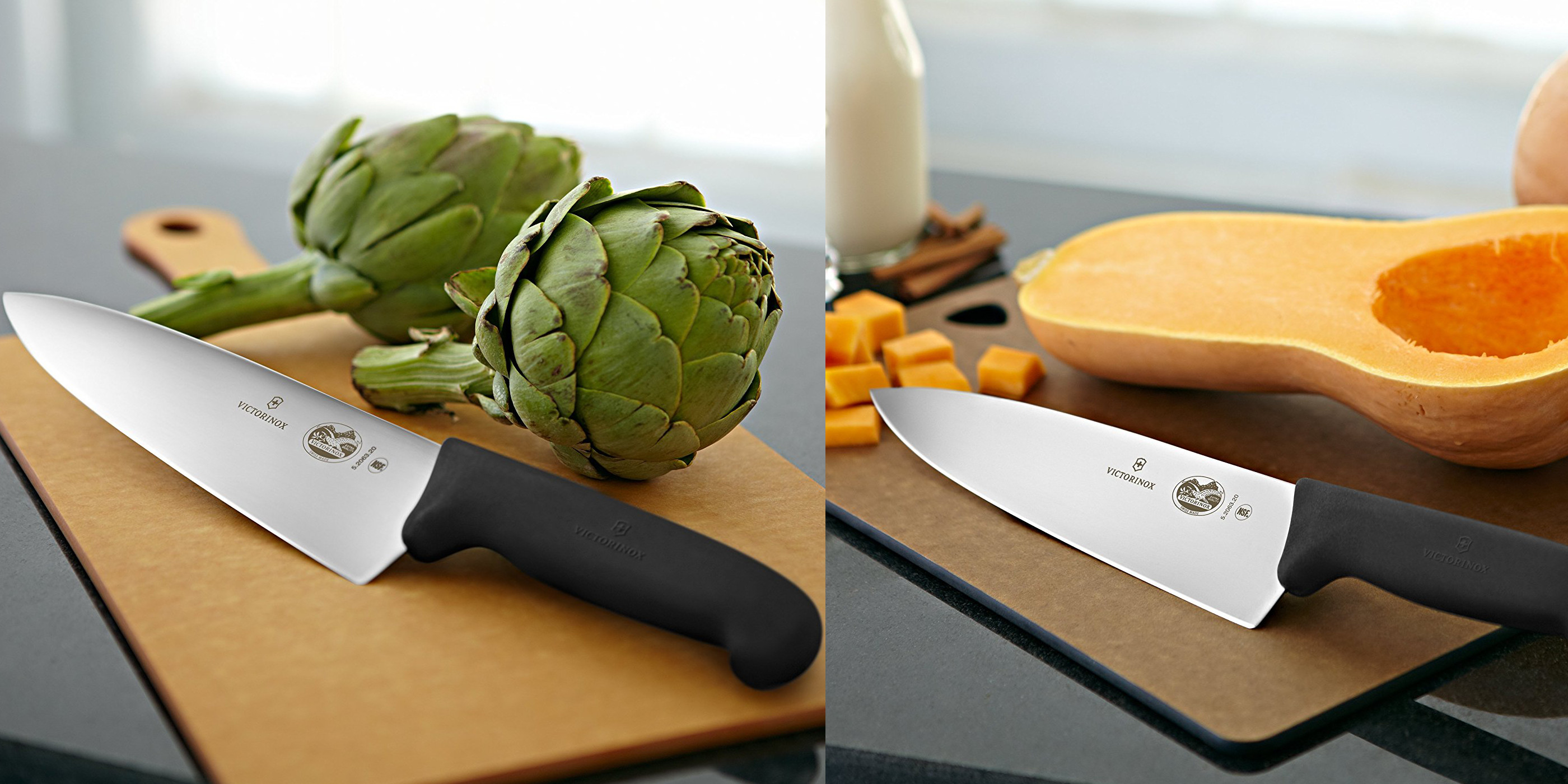 Victorinox Pro 8″ Chef's Knife w/ lifetime warranty drops to just $29 at Amazon