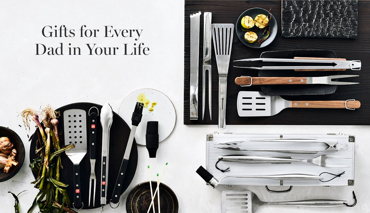 Williams Sonoma Father S Day Is Taking Up To 70 Off Grill Sets Cookware More