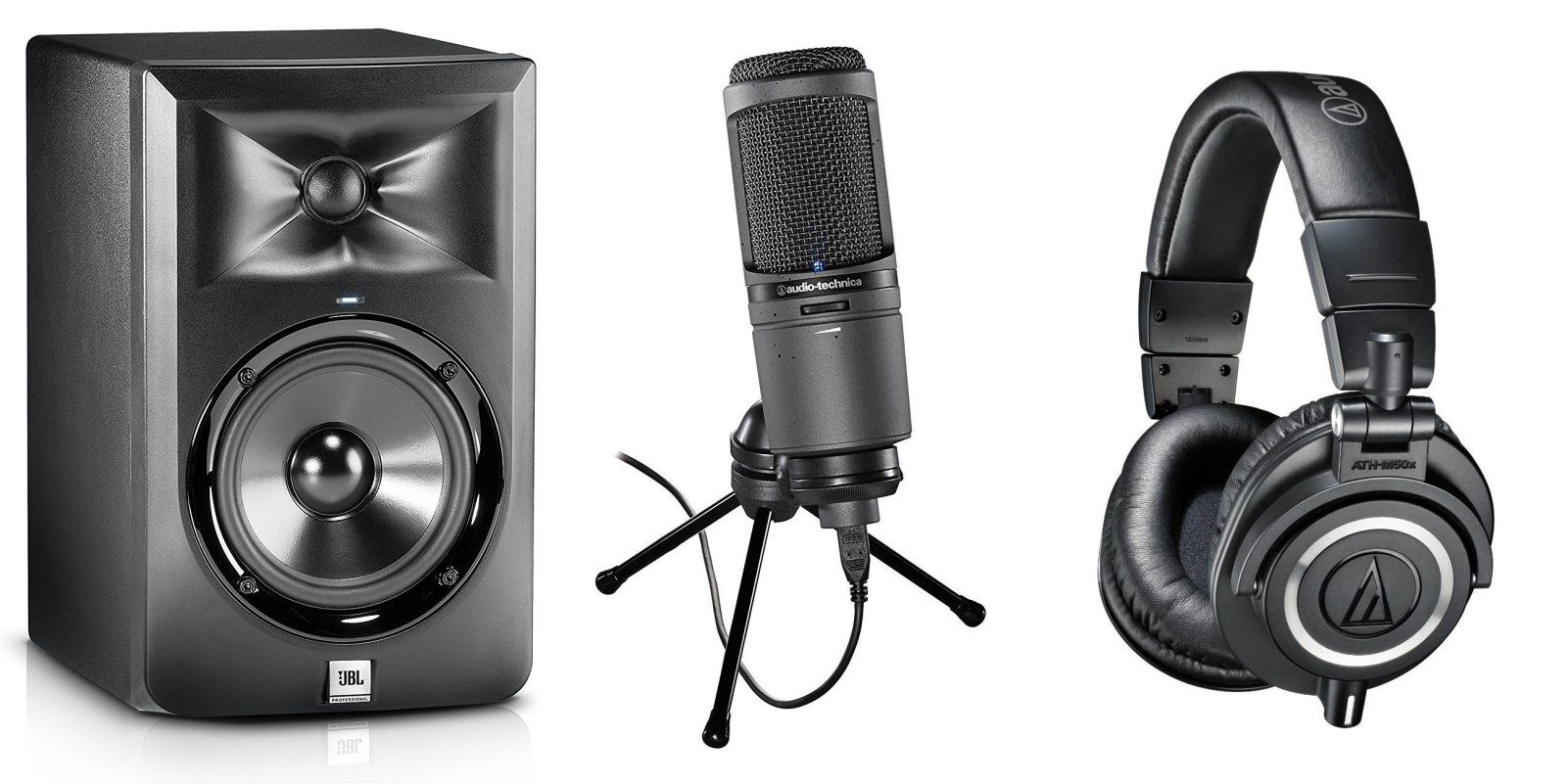 Prime Day Music Production gear up to 35% off: mics, headphones, guitars, more
