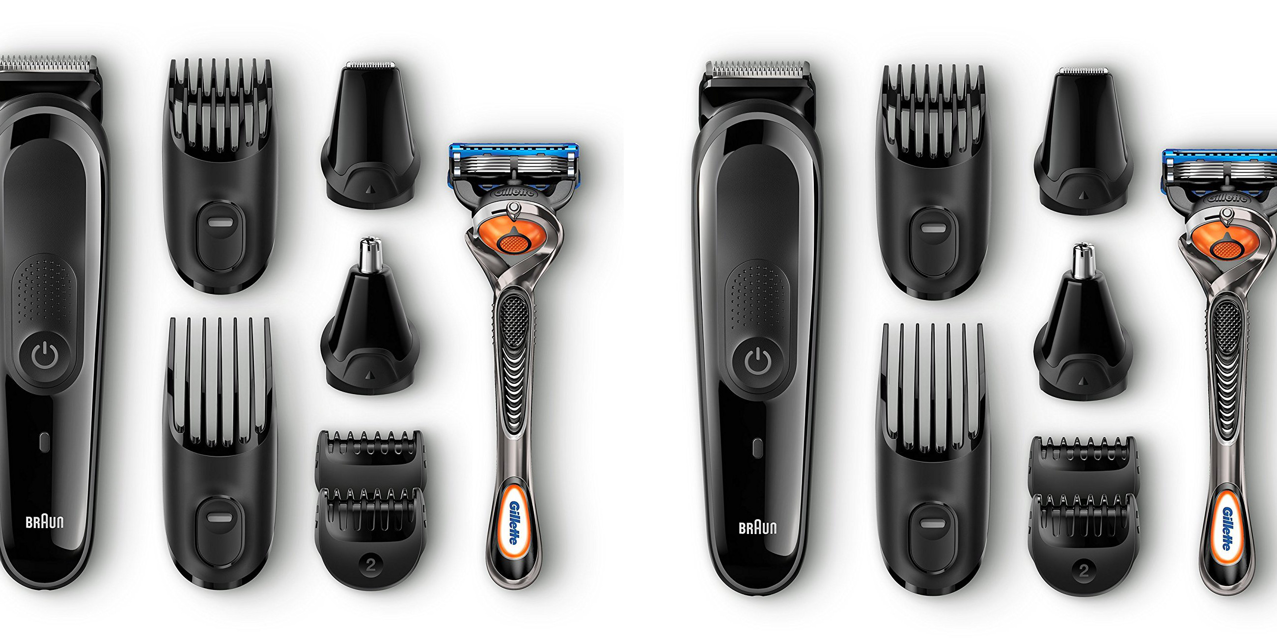 Braun Men's Beard/Hair Trimmer Grooming Kit drops to $15 Prime shipped today