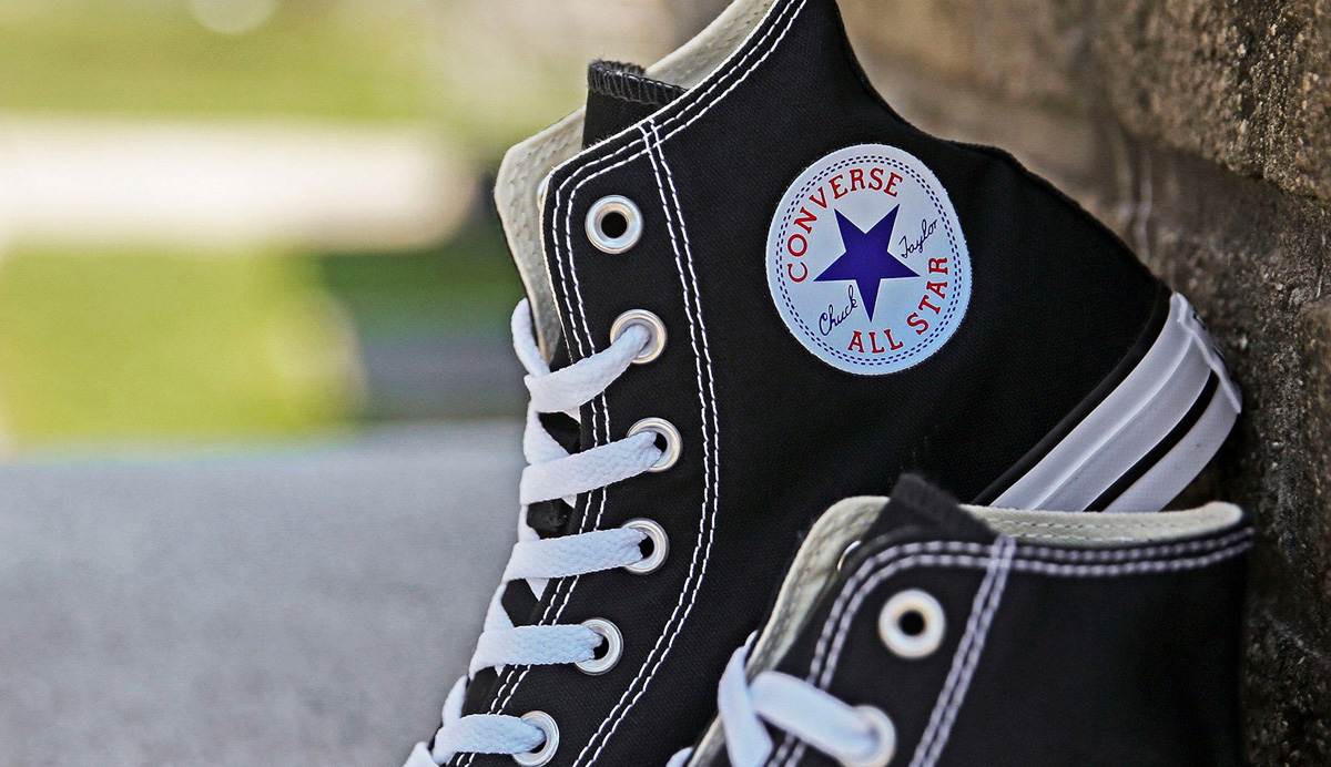 Converse revamps your sneakers & more with an extra 25% off with deals from $30