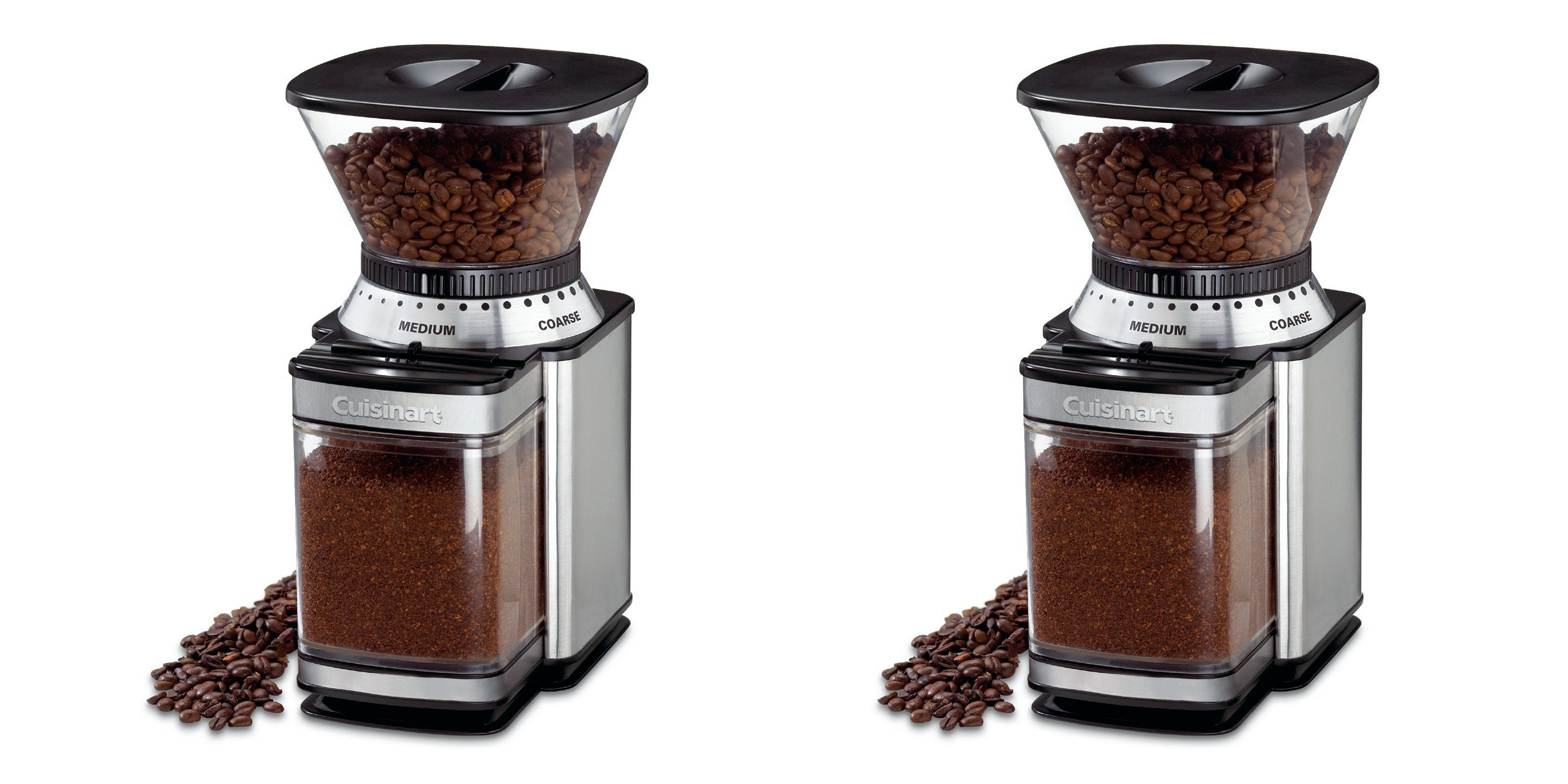 Grind your own fresh coffee w/ Cuisinart's Auto Burr Mill for $37 (Reg. $50)
