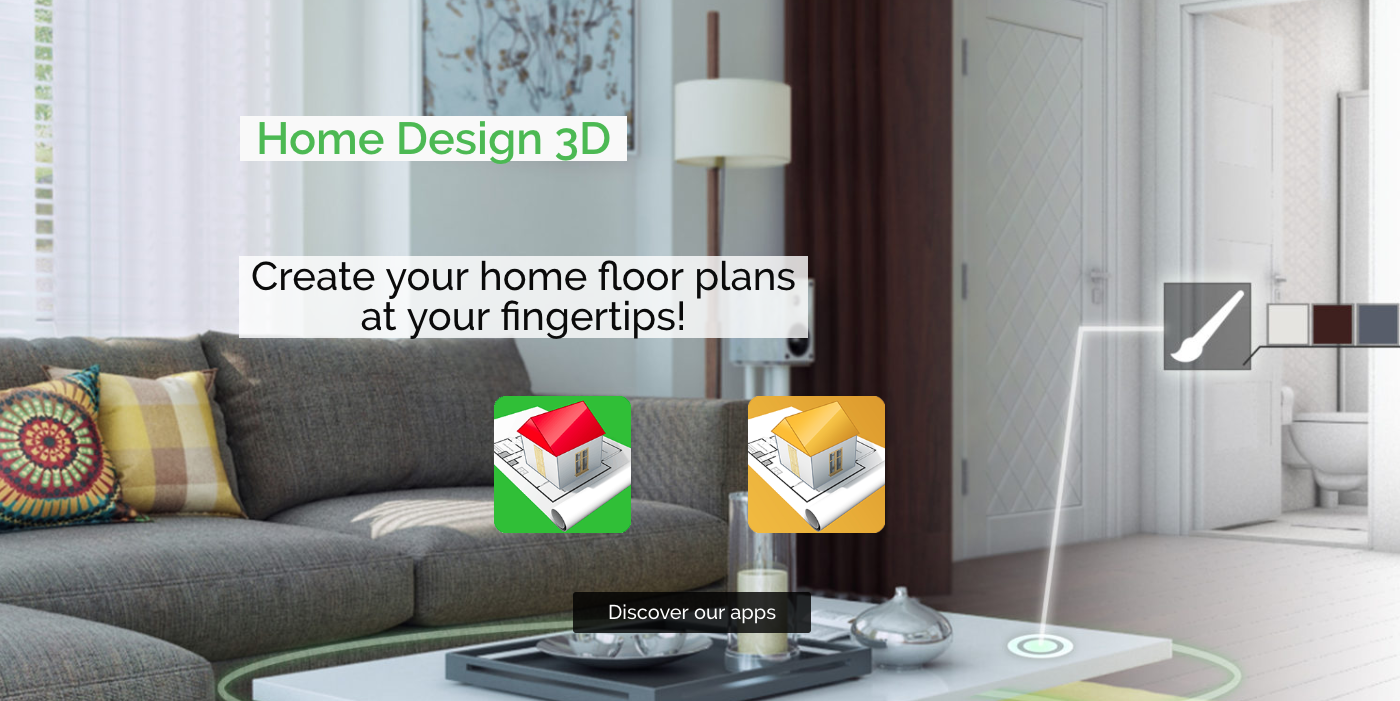 Home Design 3D GOLD For IOS Hits Lowest Price This Year At