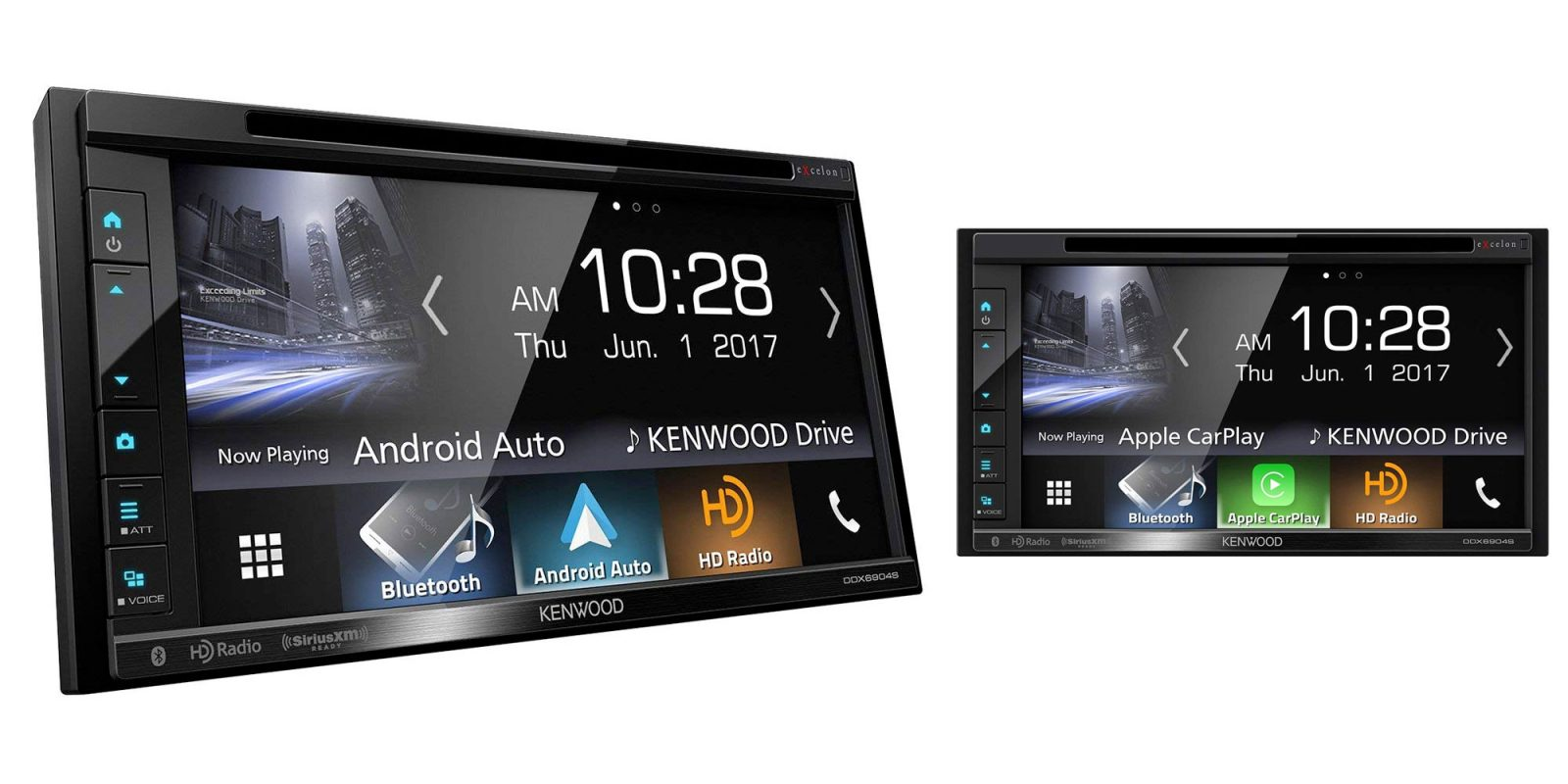 upgrade your radio system w kenwood 39 s carplay android. Black Bedroom Furniture Sets. Home Design Ideas