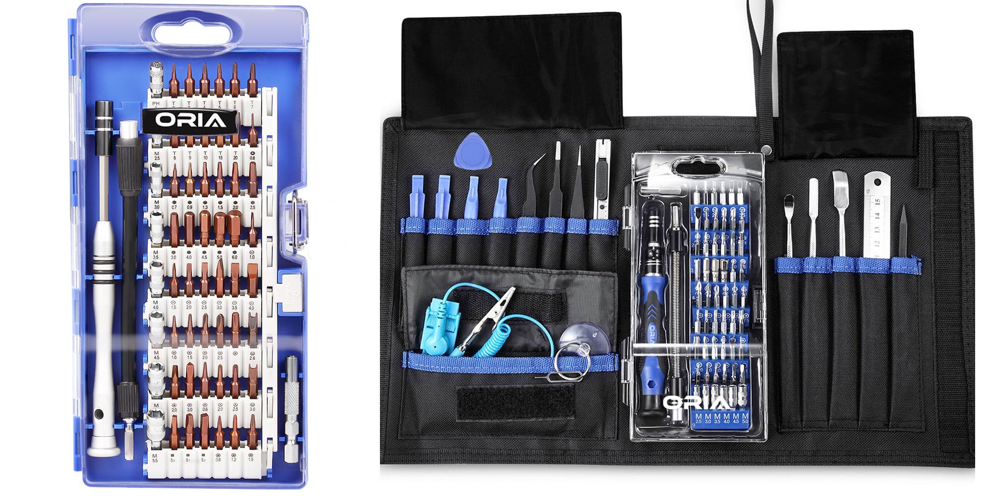 Repair any piece of tech w/ these precision screwdriver kits from $10.50 Prime shipped