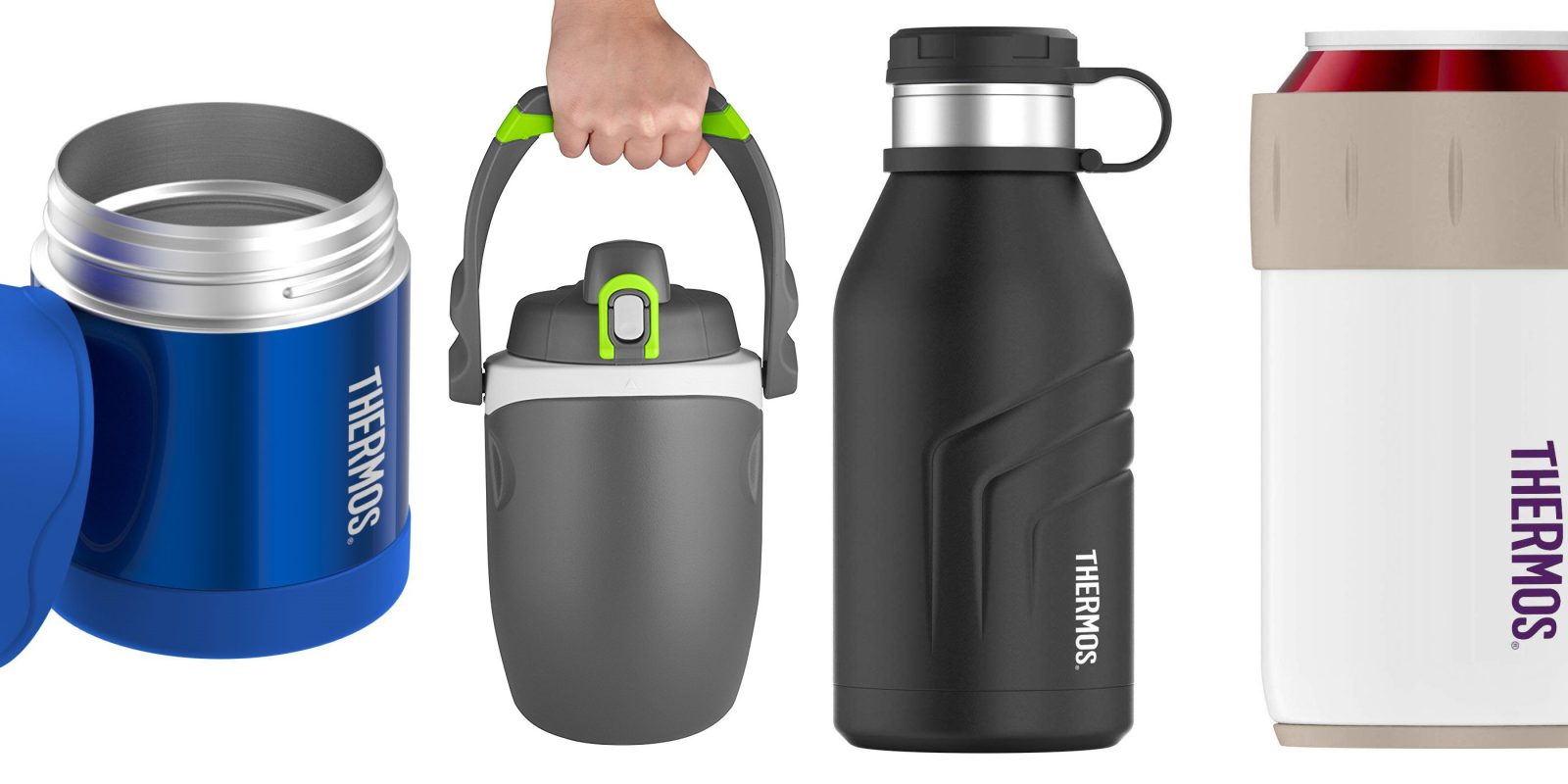 Amazon 1 Day Thermos Sale From 7 Insulated Bottles Food