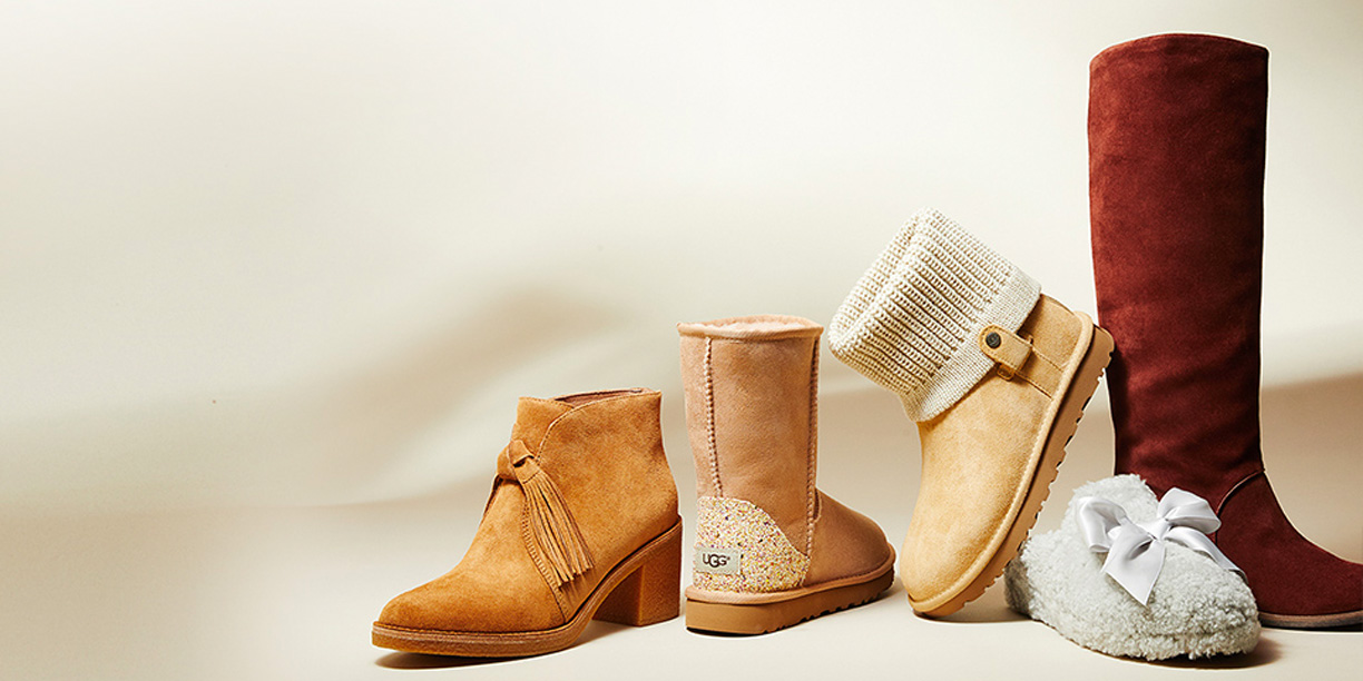 UGG takes up to 60% off hundreds of new sale arrivals from $40: boots, sneakers, slippers, more