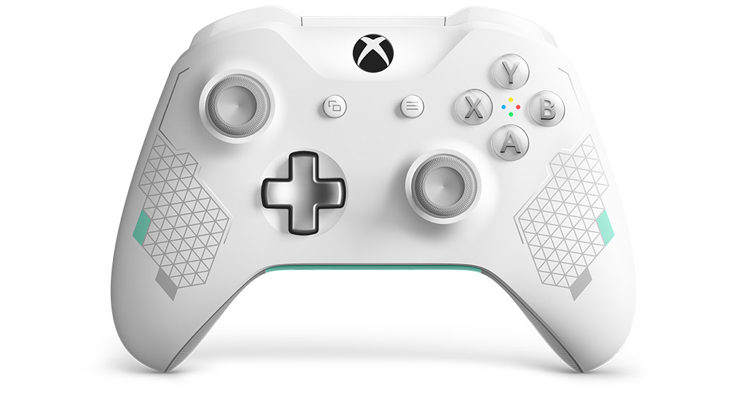 Treat yourself to Microsoft's Special Edition Sport White Controller for $42 (Reg. up to $70)
