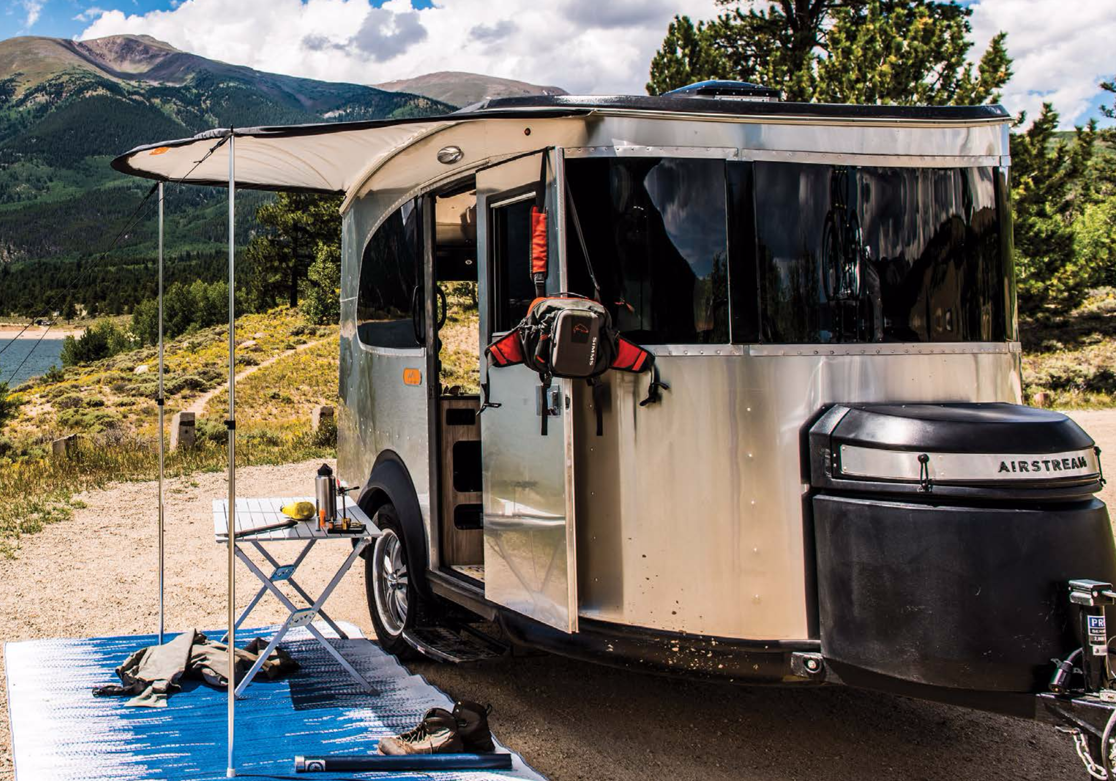 Airstream intros more rugged Basecamp X designed for outdoor