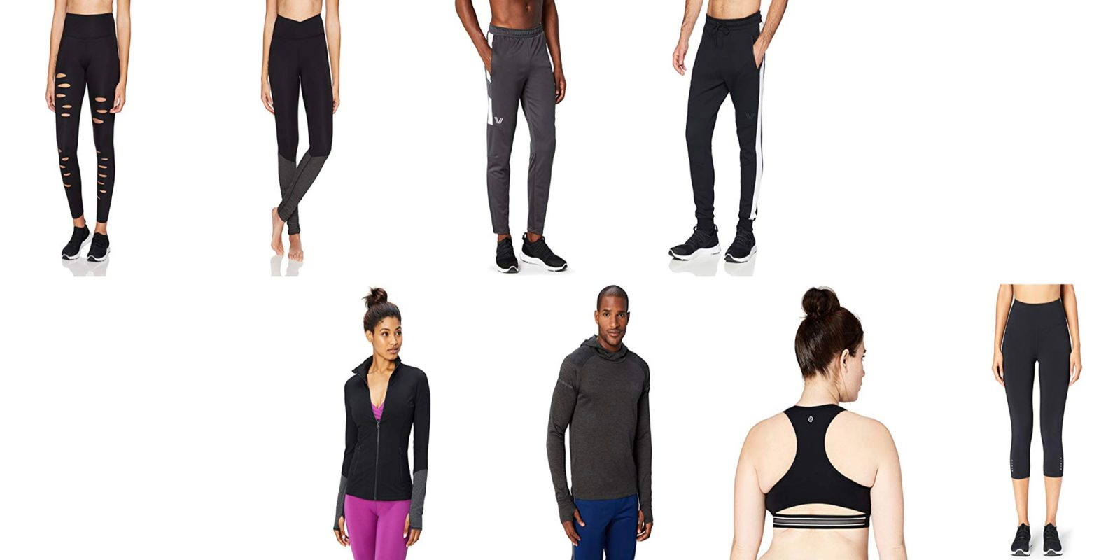 Amazon's in-house activewear brands up to 40% off in today's