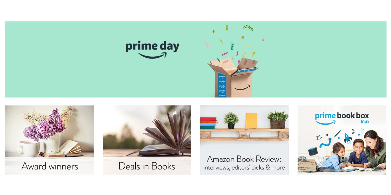 amazon will give you a 5 credit when purchasing 20 worth of books 9to5toys. Black Bedroom Furniture Sets. Home Design Ideas