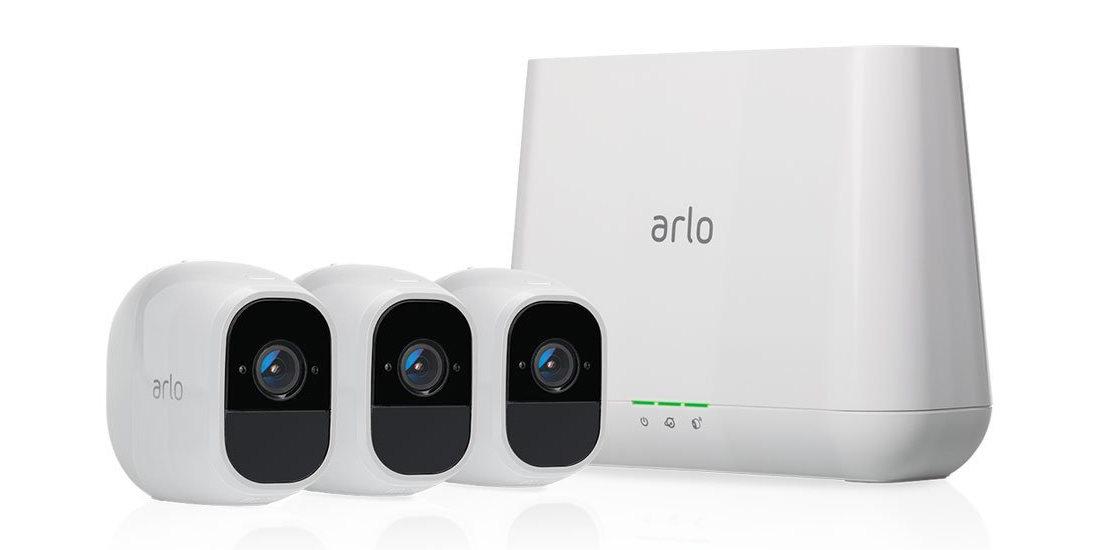 save on top rated netgear arlo security systems today only at amazon 9to5toys. Black Bedroom Furniture Sets. Home Design Ideas